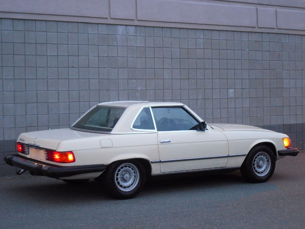 Used 1977 mercedes benz 450 sl at auto house usa saugus for Usa mercedes benz
