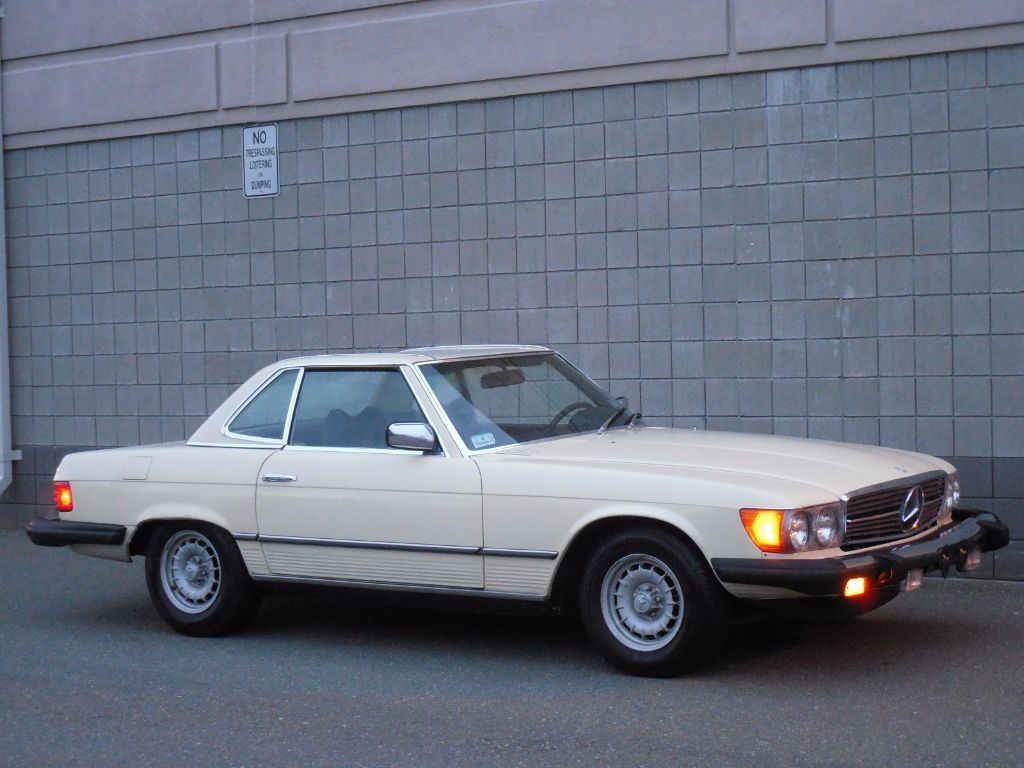 Used 1977 mercedes benz 450 sl 2 0t at auto house usa saugus for Mercedes benz 450 sl