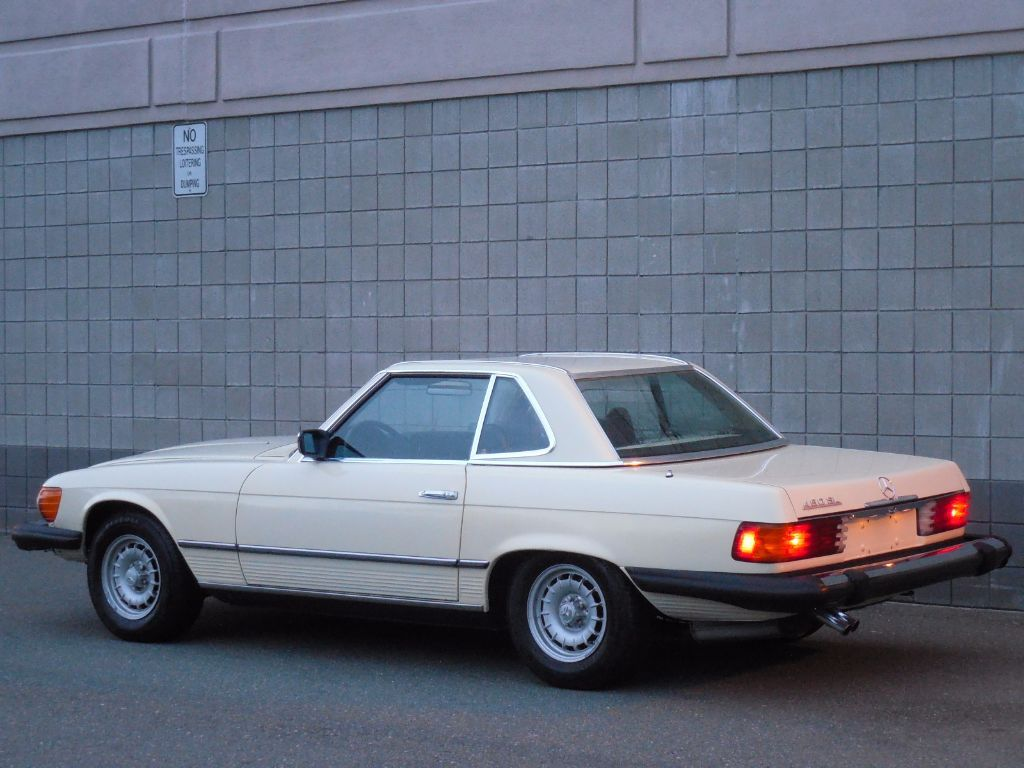 Used 1977 mercedes benz 450 sl at auto house usa saugus for Used mercedes benz usa
