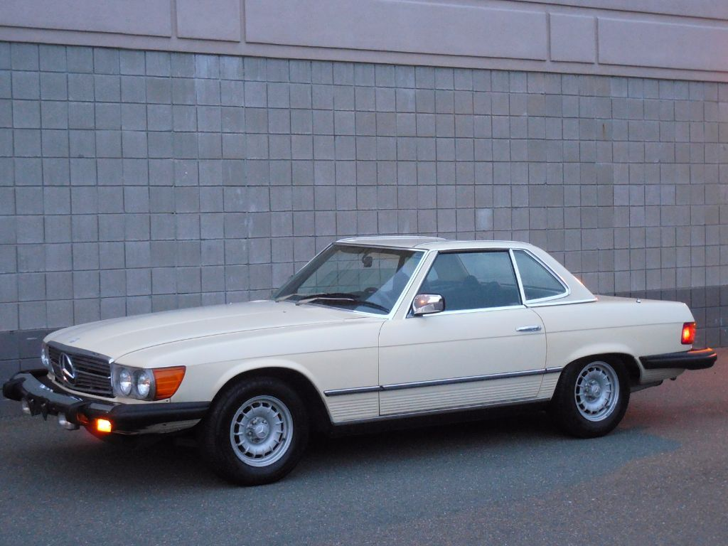 Used 1977 mercedes benz 450 sl at auto house usa saugus for Mercedes benz 450 sl