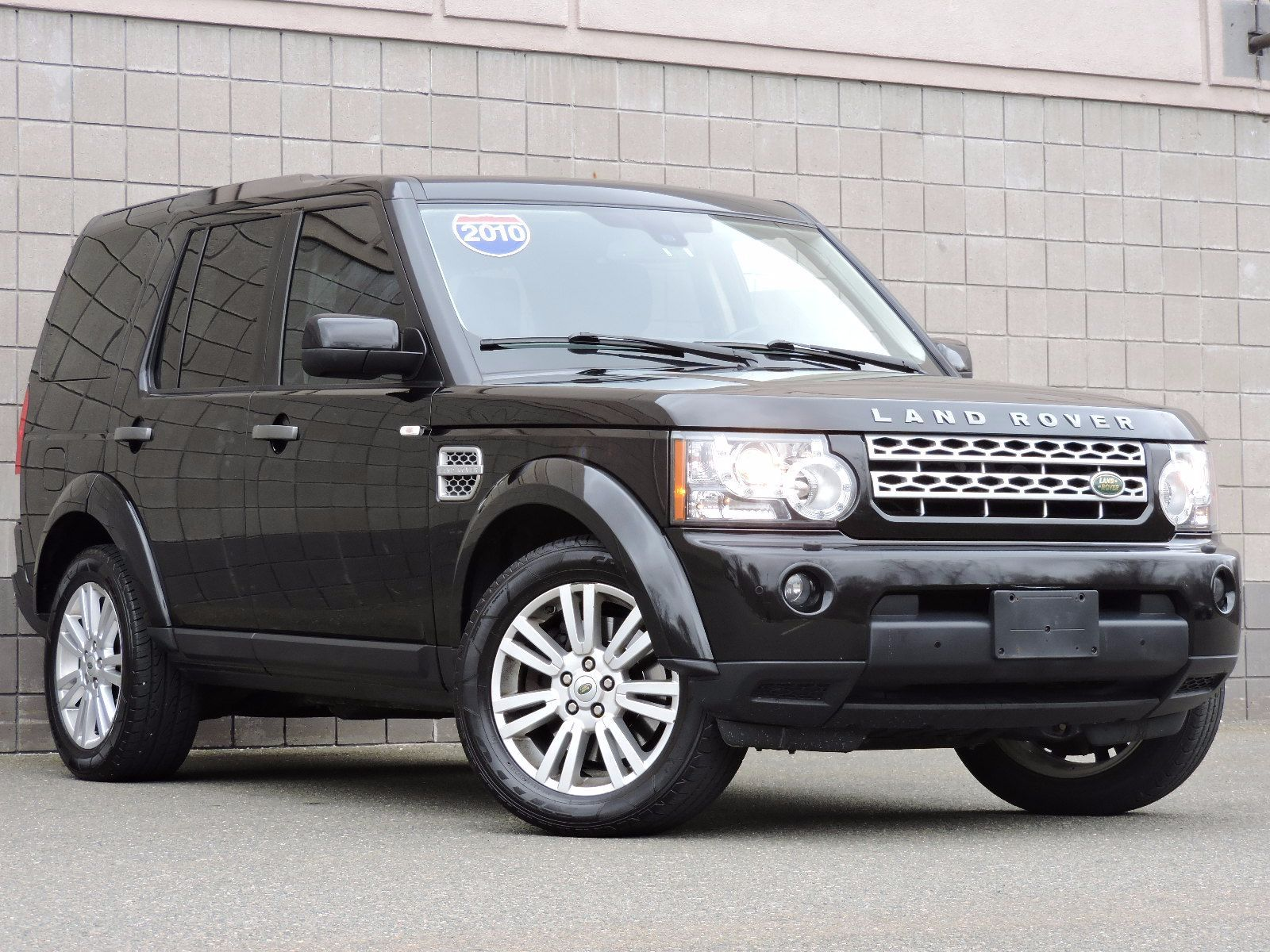 used 2010 land rover lr4 hse at auto house usa saugus. Black Bedroom Furniture Sets. Home Design Ideas