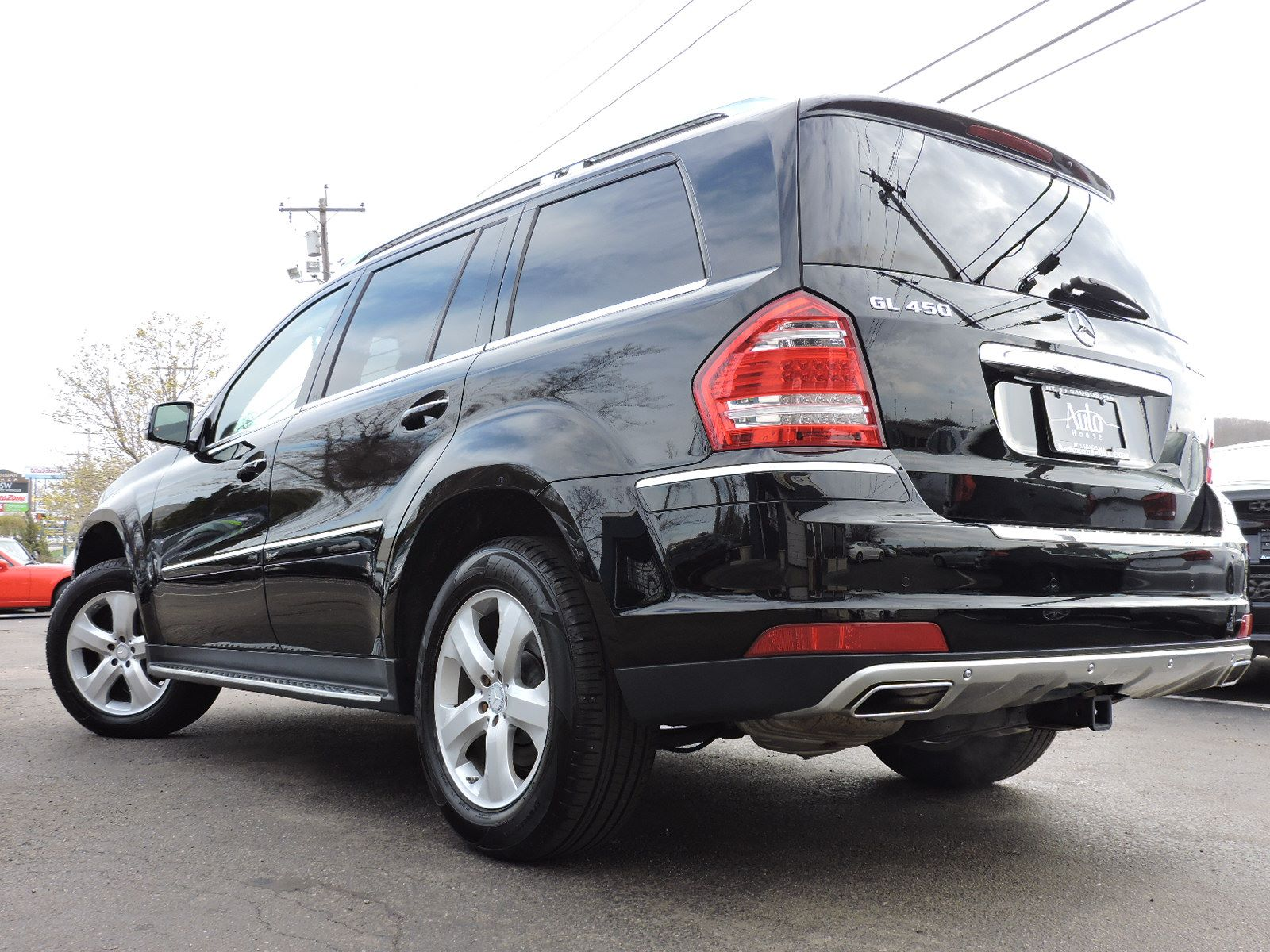 used 2012 mercedes benz gl450 se 4motion wsunroof navi at auto house usa saugus. Black Bedroom Furniture Sets. Home Design Ideas