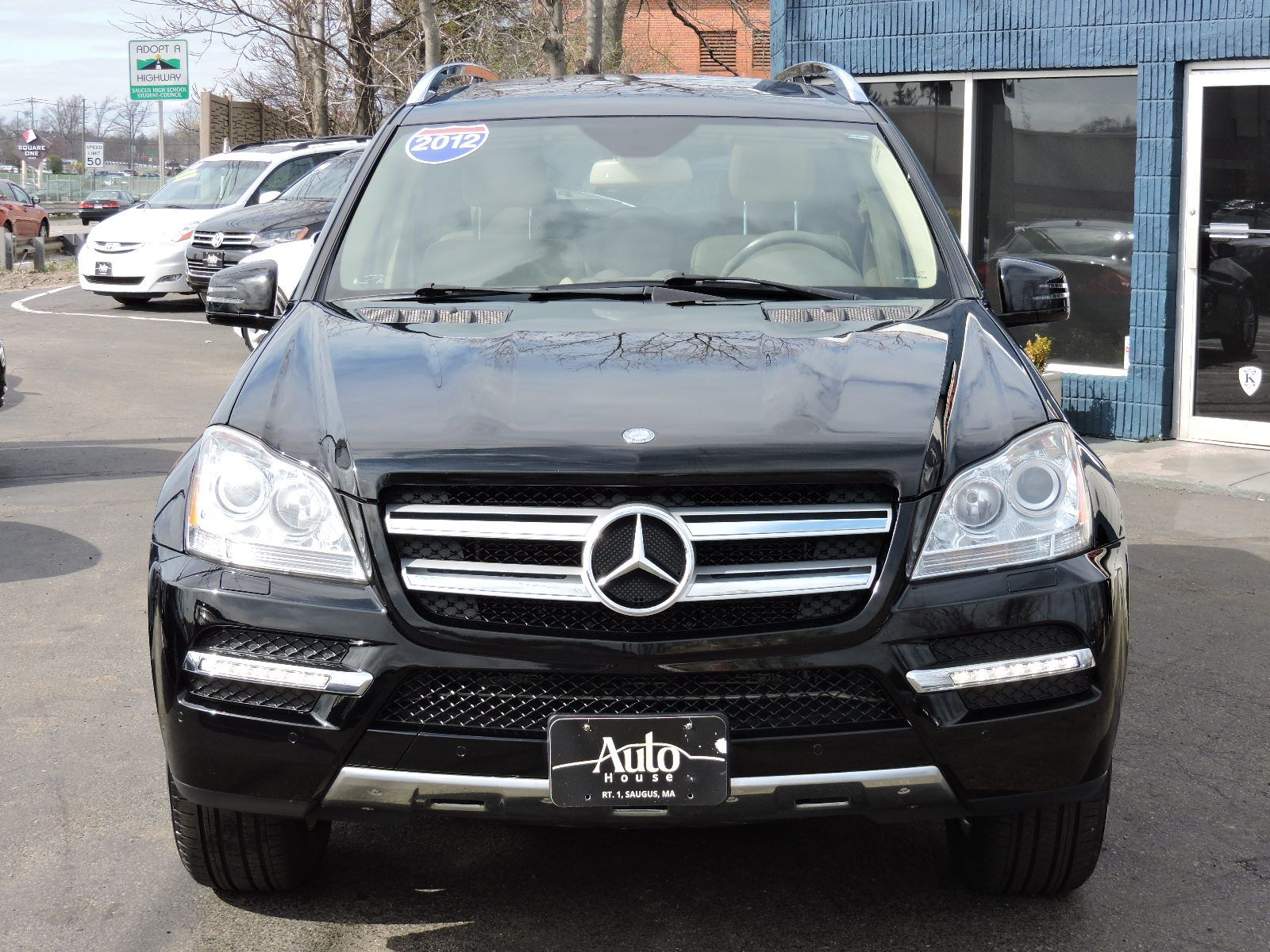 Used 2012 mercedes benz gl class sv at auto house usa saugus for 2012 mercedes benz gl class