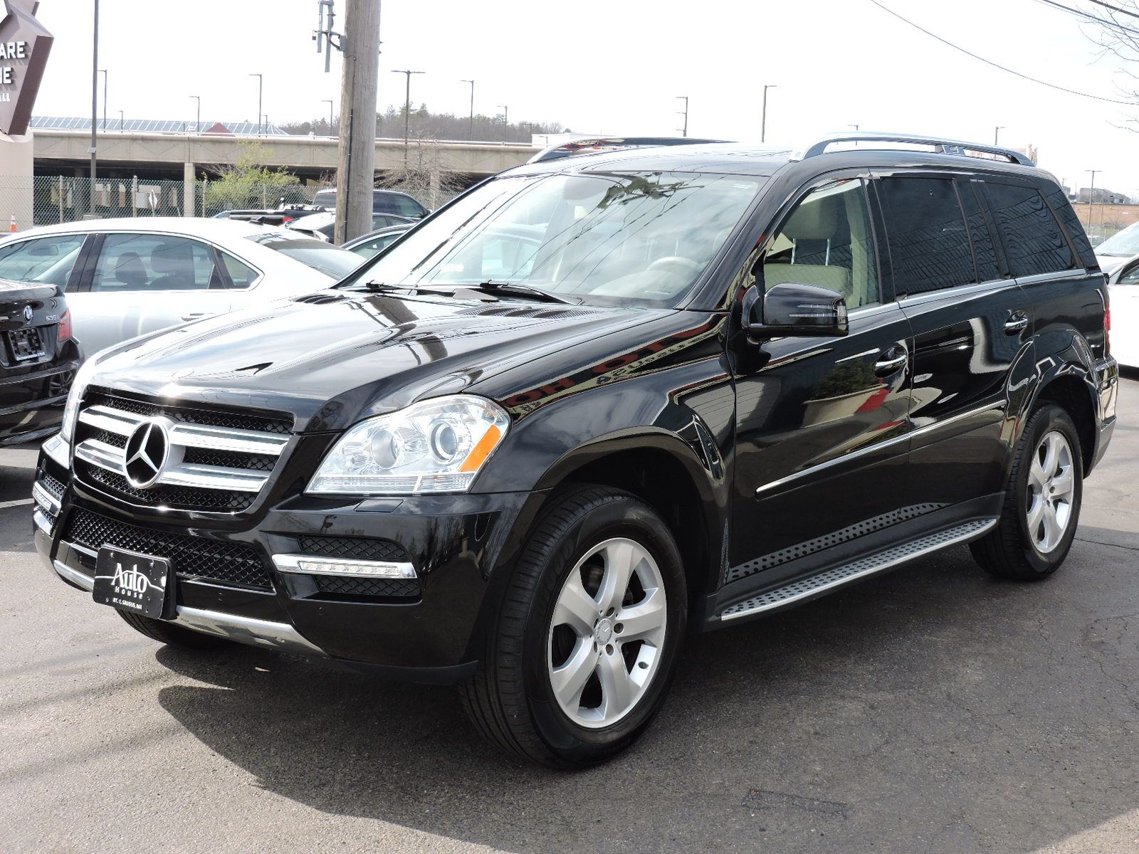 Used 2012 mercedes benz gl450 at auto house usa saugus for 2012 mercedes benz gl550