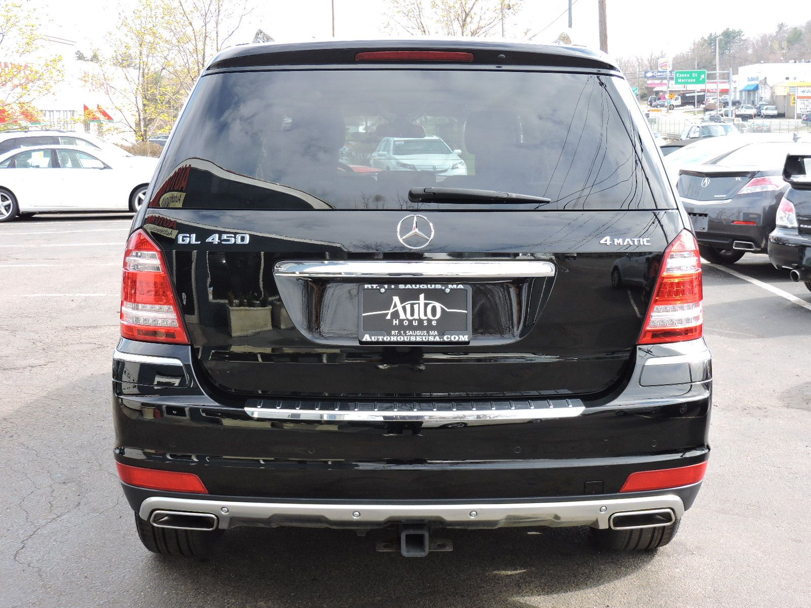 used 2012 mercedes benz gl450 3 5l at auto house usa saugus. Black Bedroom Furniture Sets. Home Design Ideas
