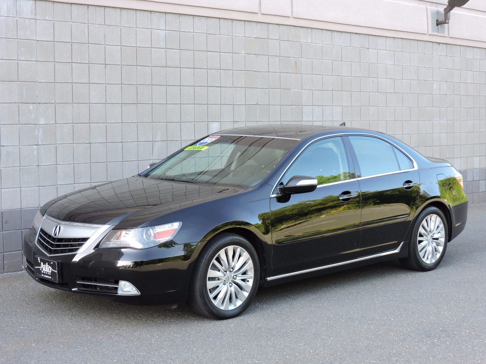 used 2012 acura rl tech pkg at auto house usa saugus. Black Bedroom Furniture Sets. Home Design Ideas