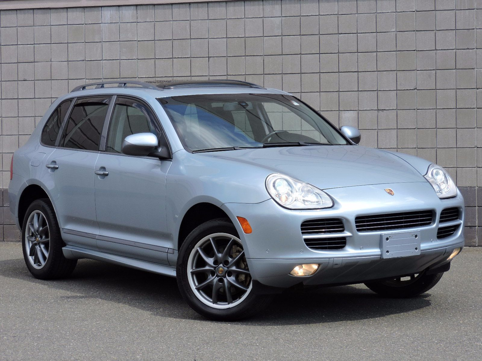 used 2006 porsche cayenne s titanium edition at auto house usa saugus. Black Bedroom Furniture Sets. Home Design Ideas