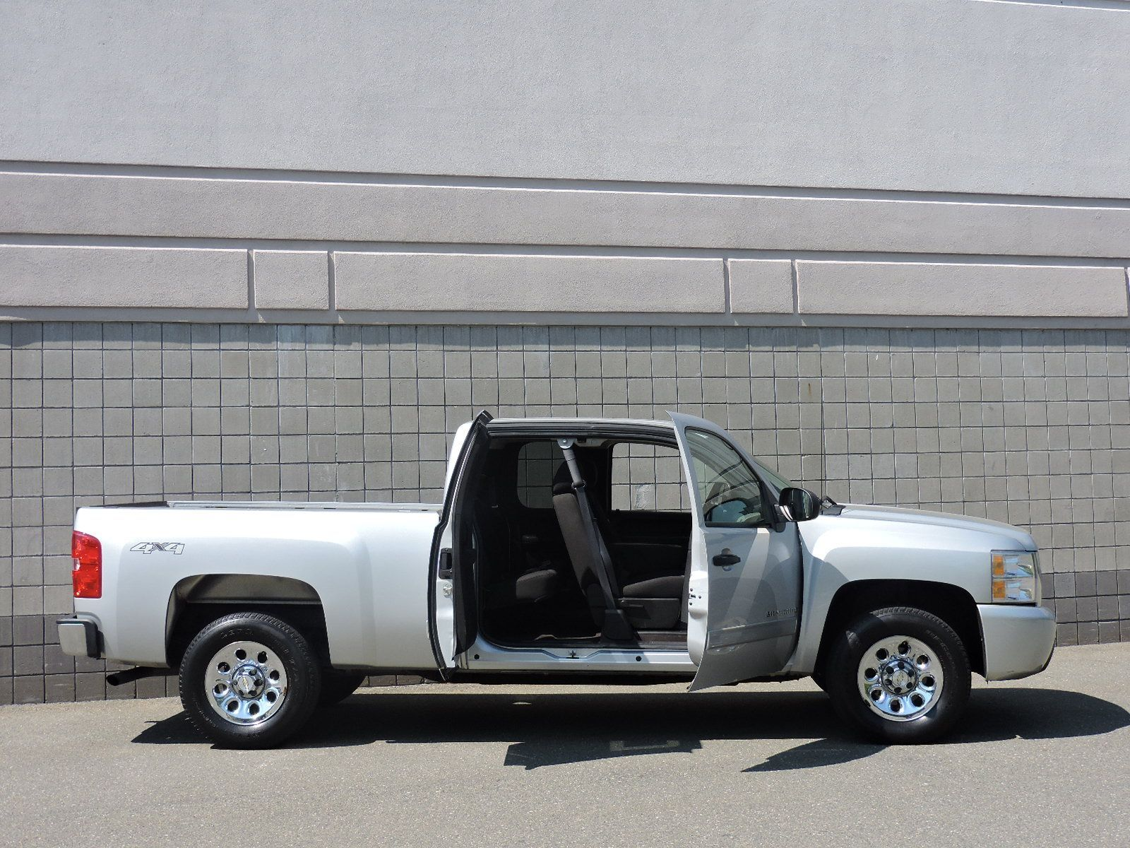 Used 2011 Chevrolet Silverado 1500 Ls At Auto House Usa Saugus