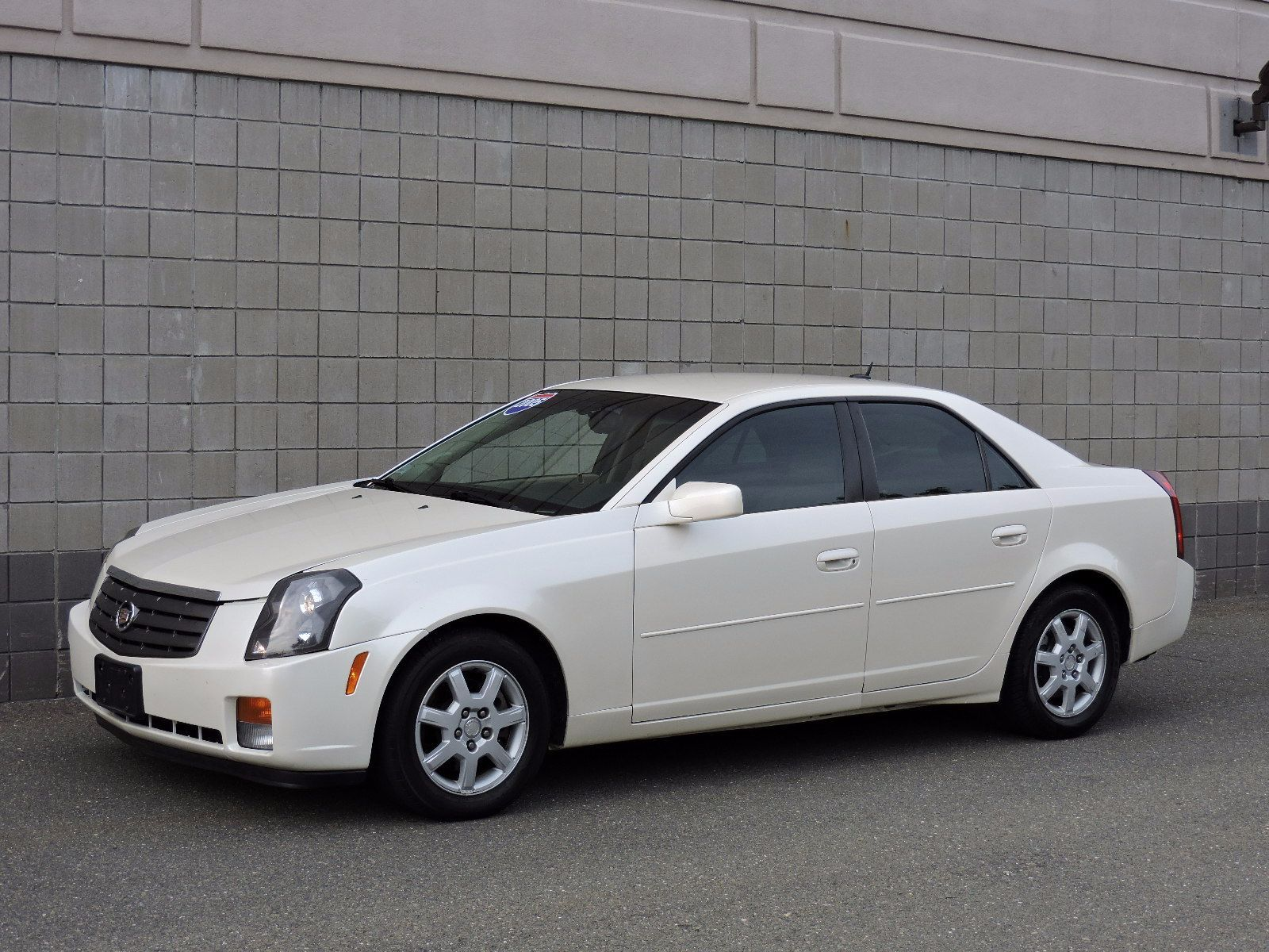 used 2005 cadillac cts advance auto at auto house usa saugus. Black Bedroom Furniture Sets. Home Design Ideas