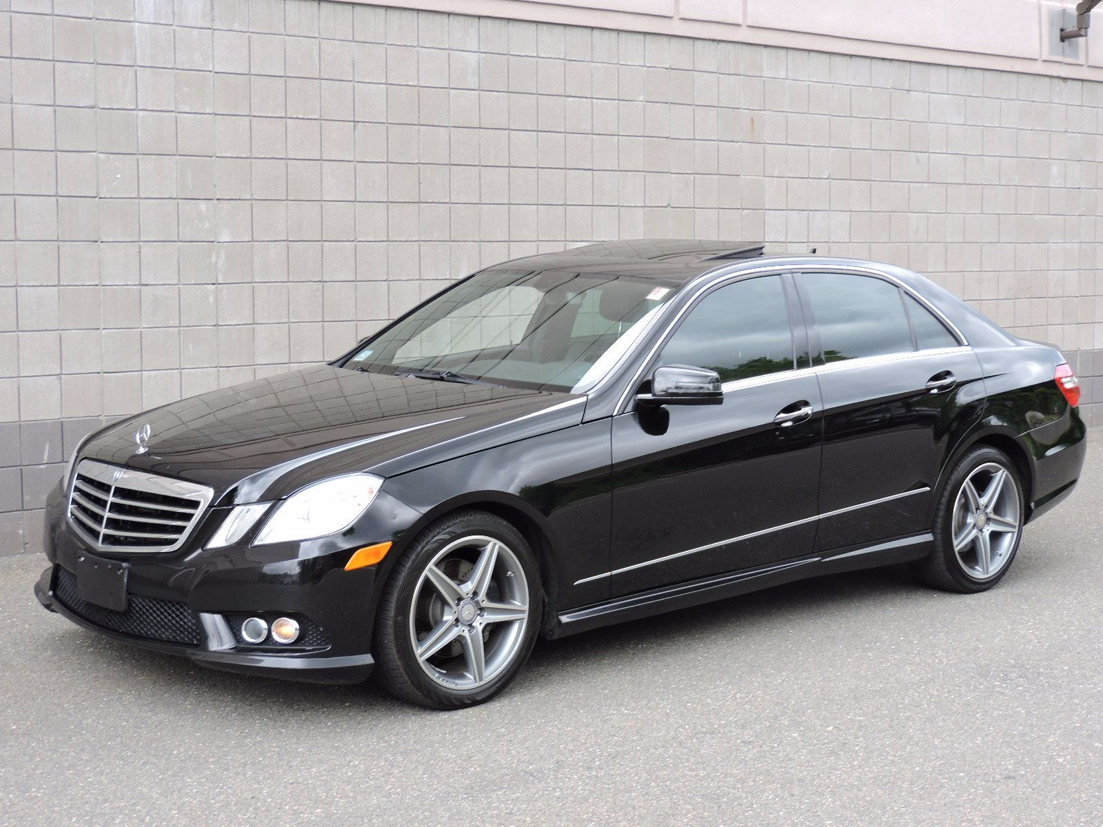 Used 2010 mercedes benz e class e350 sport at auto house for Mercedes benz payments