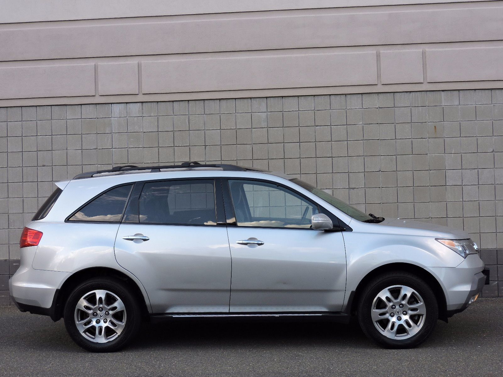 used 2009 acura mdx tech pkg at auto house usa saugus. Black Bedroom Furniture Sets. Home Design Ideas