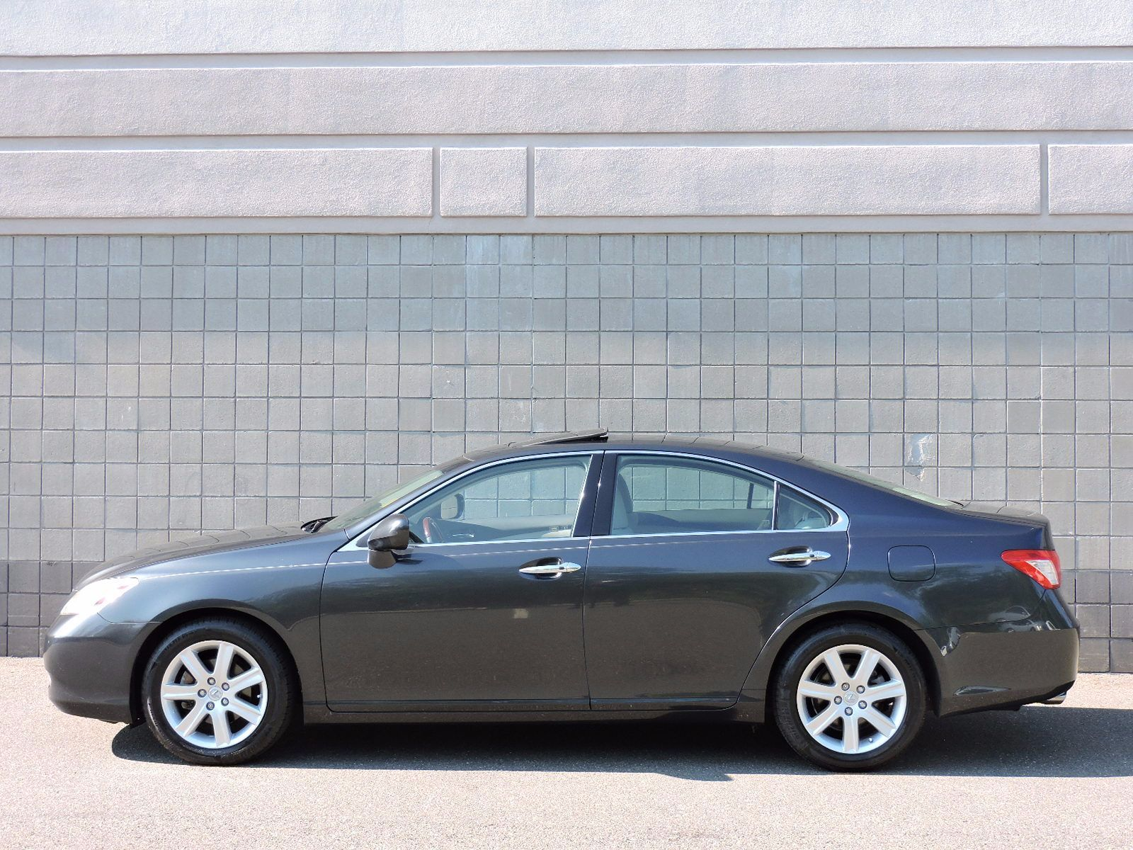used 2007 lexus es 350 at auto house usa saugus. Black Bedroom Furniture Sets. Home Design Ideas