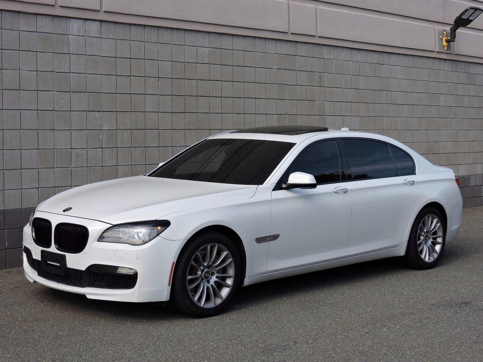 Bmw 750li 2012 Www Pixshark Com Images Galleries With