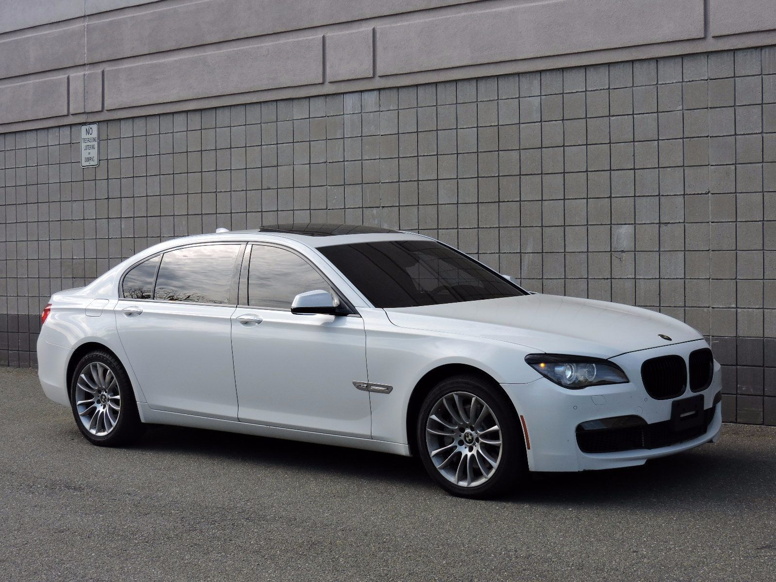 used 2012 bmw 750li xdrive at auto house usa saugus. Black Bedroom Furniture Sets. Home Design Ideas
