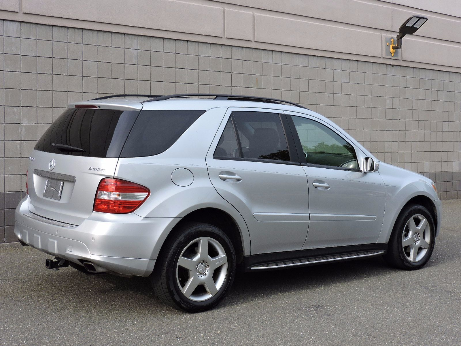 Used 2007 mercedes benz ml350 3 5l at auto house usa saugus for Mercedes benz us open