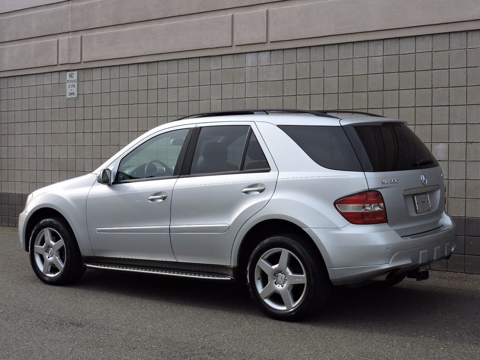 Used 2007 mercedes benz ml350 3 5l at auto house usa saugus for Mercedes benz ml350 2007