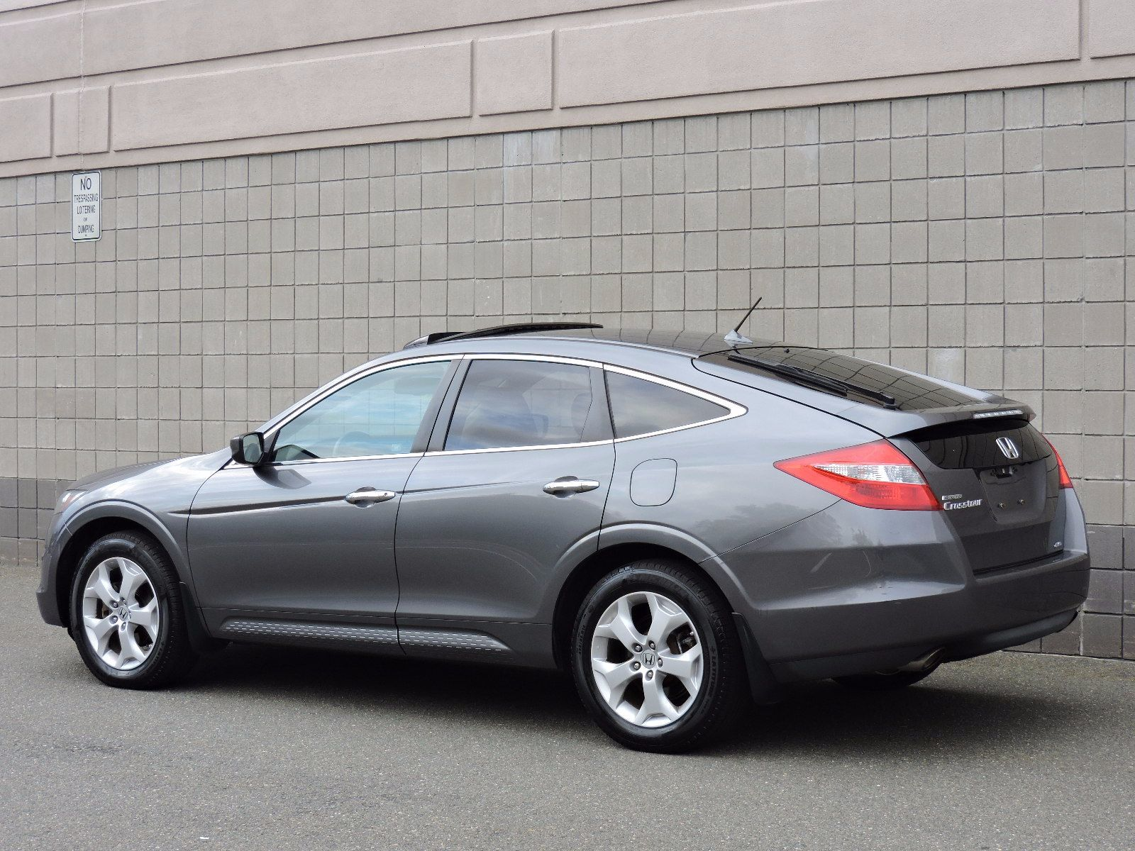 Used 2010 Honda Accord Crosstour Ex L At Auto House Usa Saugus