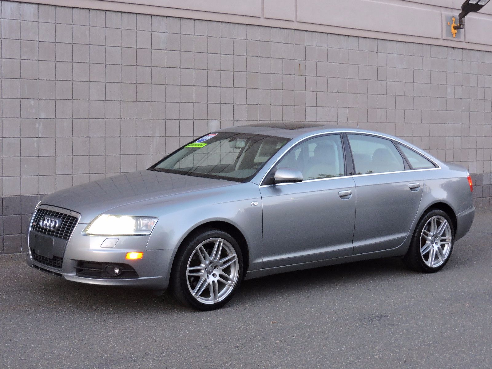 used 2008 audi a6 at auto house usa saugus. Black Bedroom Furniture Sets. Home Design Ideas