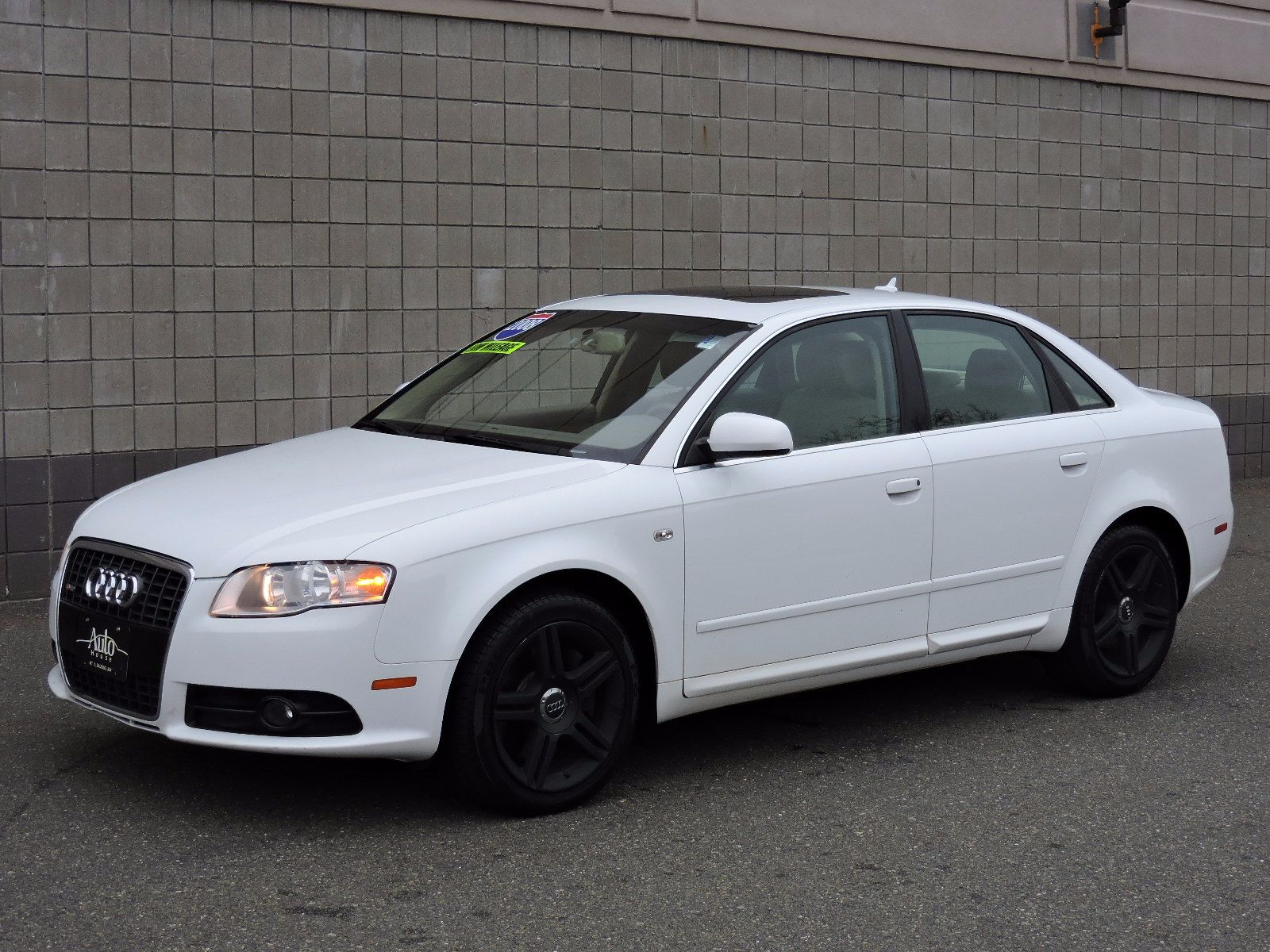 used 2008 audi a4 2.0t at auto house usa saugus
