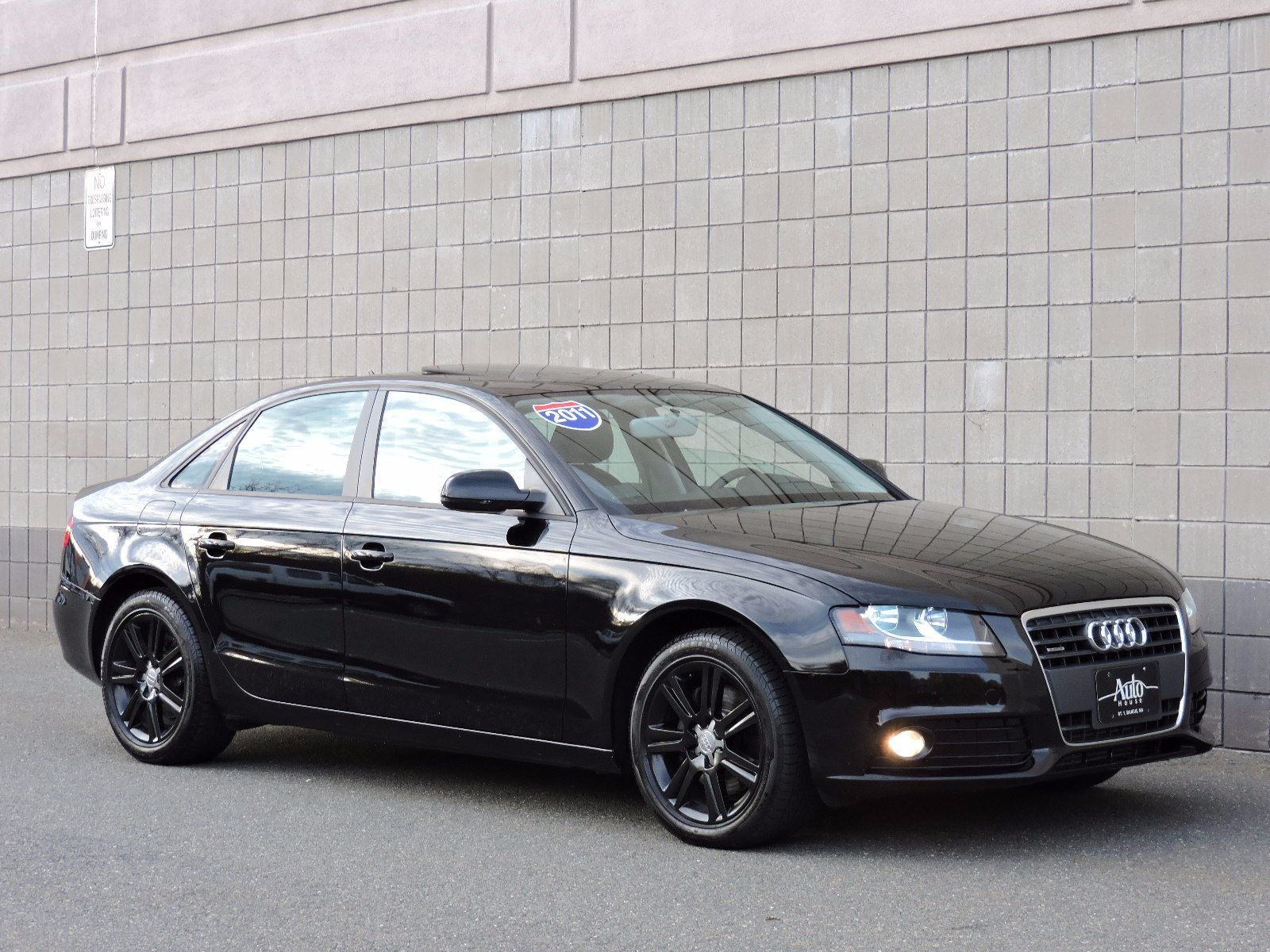 used 2011 audi a4 2 0t premium at auto house usa saugus. Black Bedroom Furniture Sets. Home Design Ideas