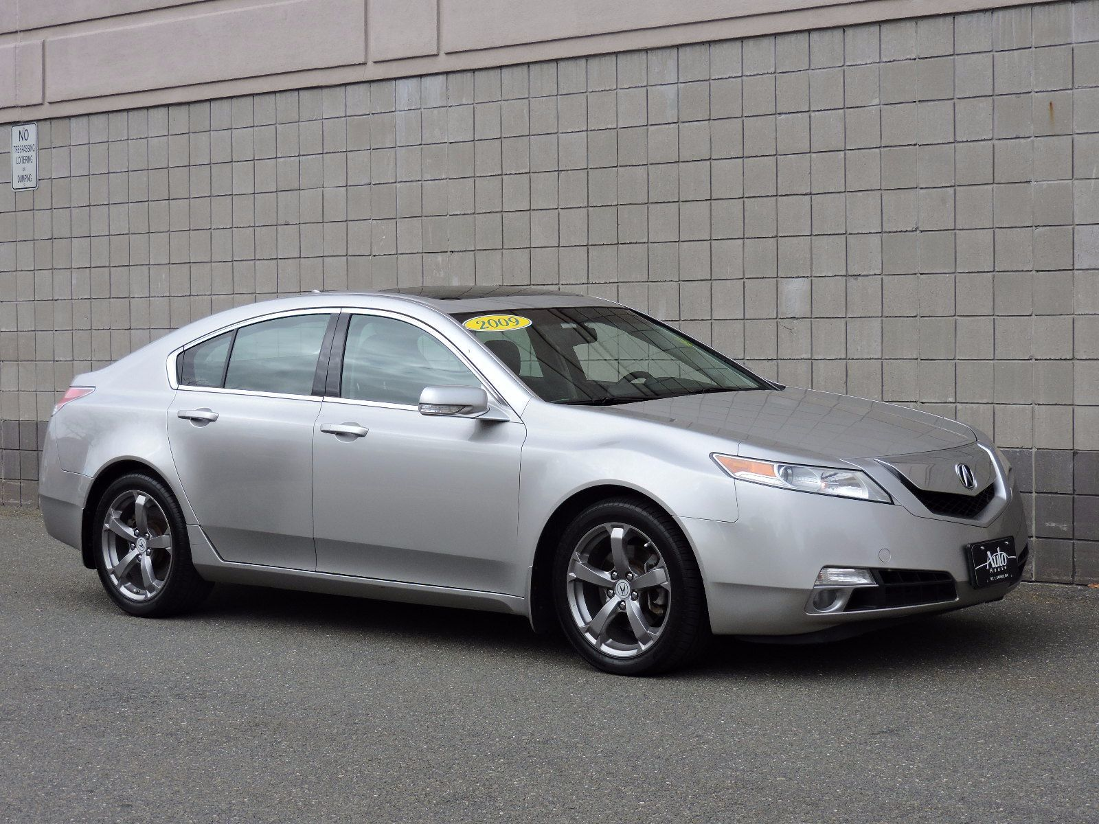 used 2009 acura tl 2 0t prestige at auto house usa saugus