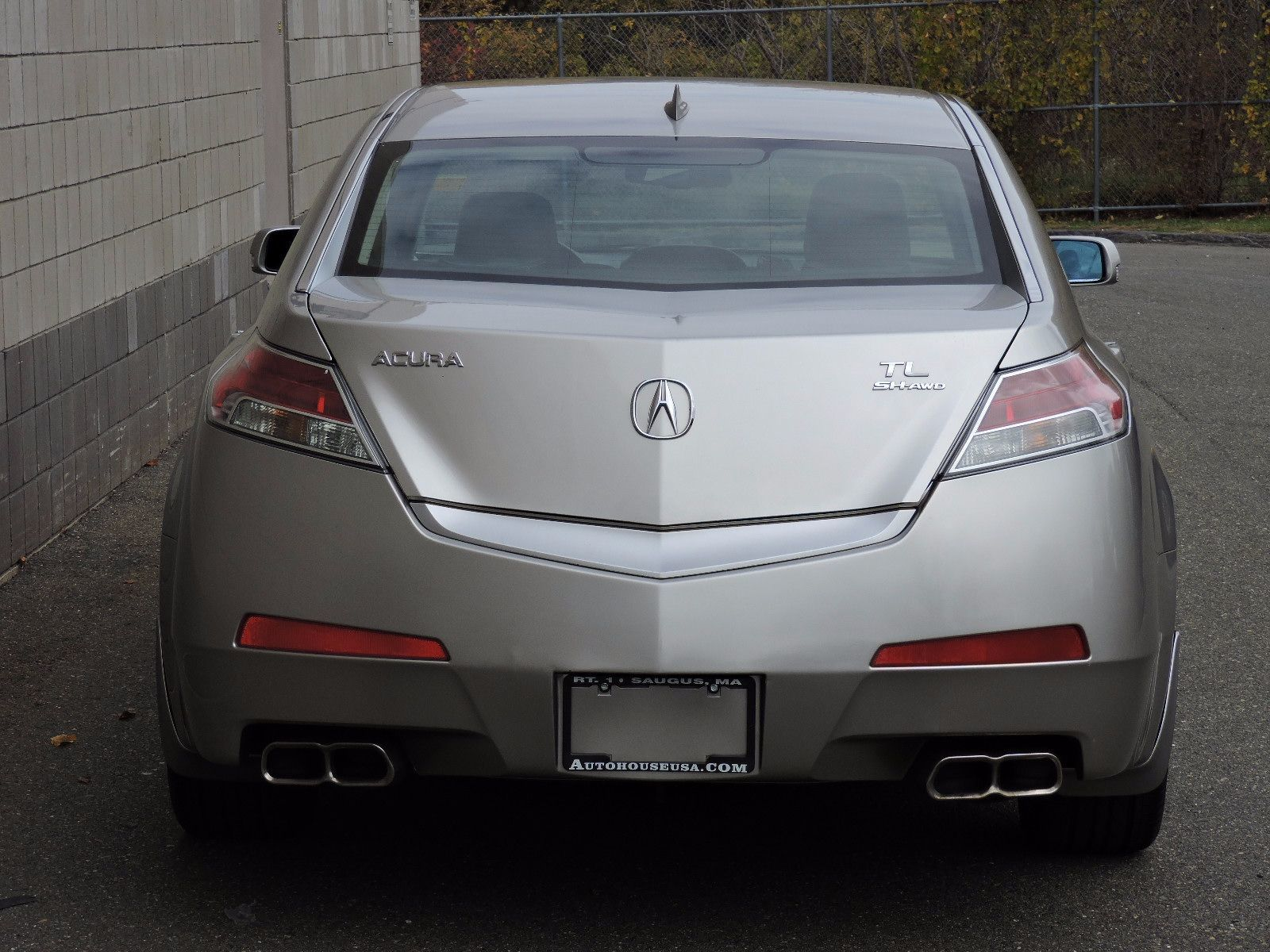 used 2009 acura tl at auto house usa saugus