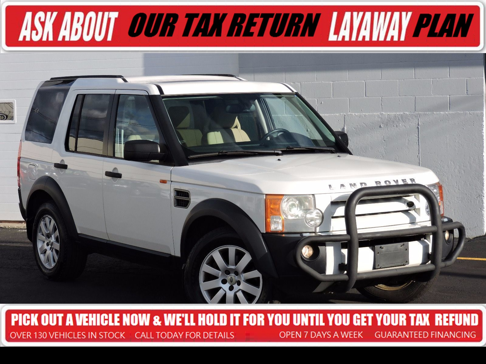 2005 land rover lr3 all wheel drive