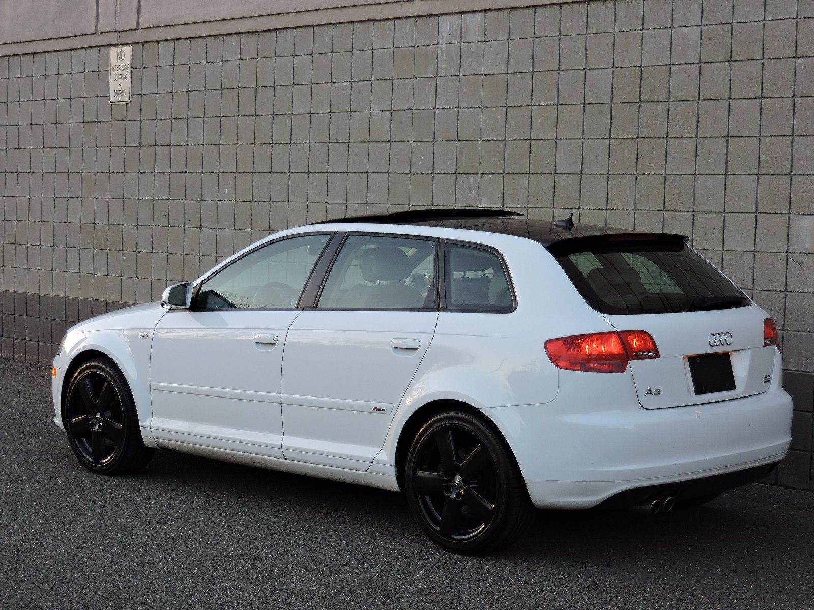 Audi A3 2008 >> Used 2008 Audi A3 S Line At Auto House Usa Saugus