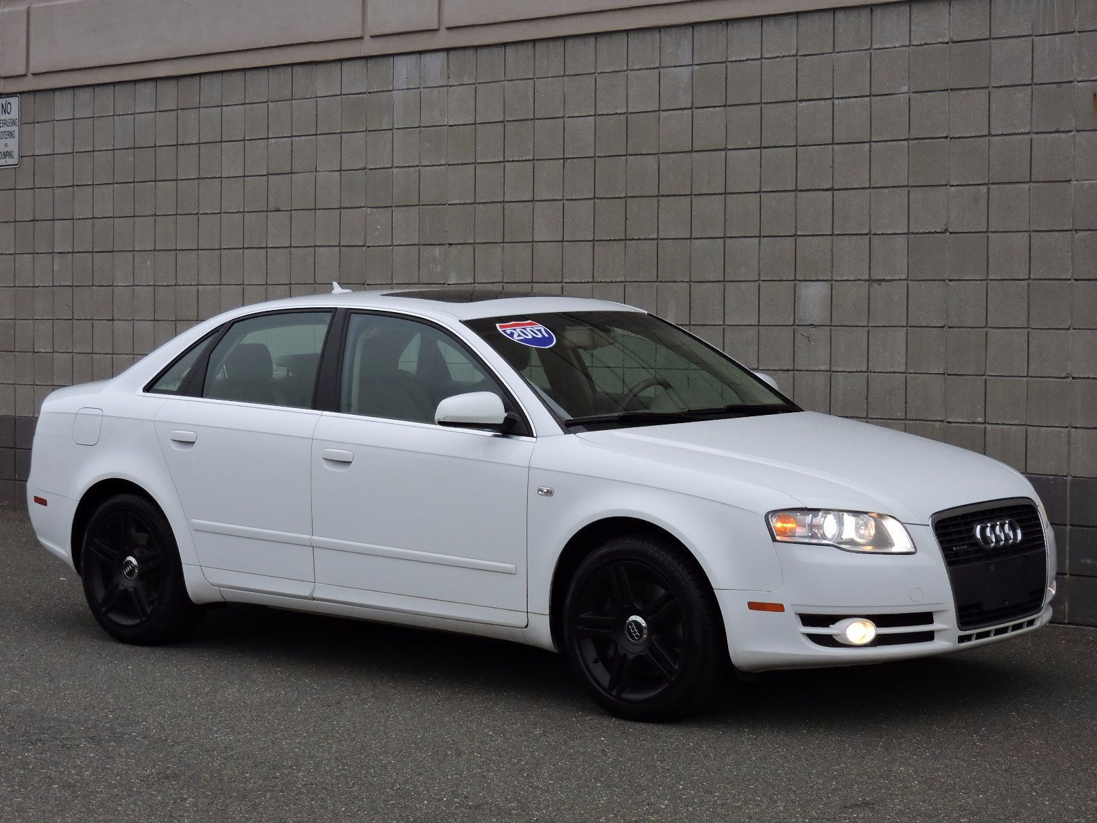 used 2007 audi a4 2 0t at auto house usa saugus. Black Bedroom Furniture Sets. Home Design Ideas