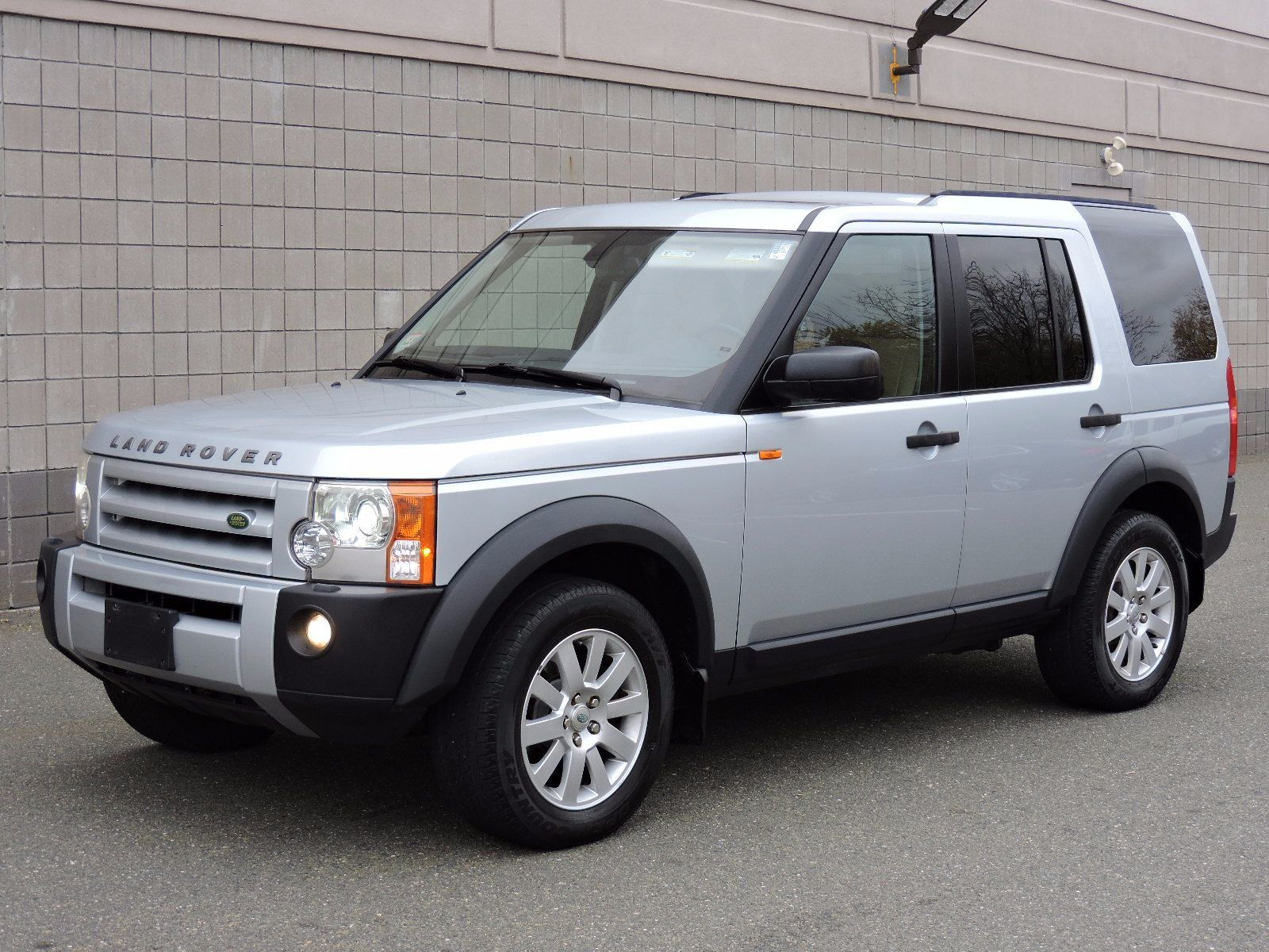 2006 land rover lr3 se all wheel drive