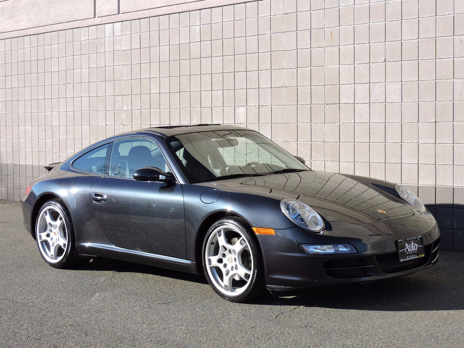 used 2005 porsche 911 carrera 997 at auto house usa saugus. Black Bedroom Furniture Sets. Home Design Ideas