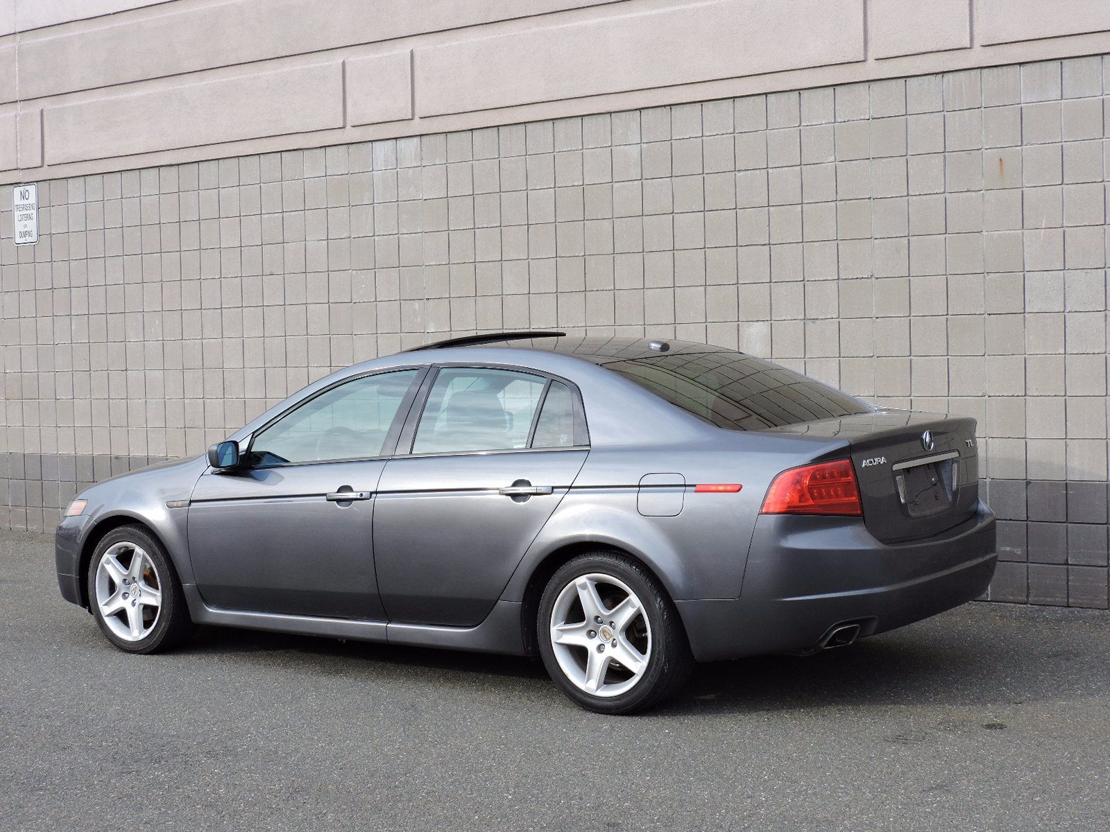 used 2006 acura tl se 2 0t at auto house usa saugus. Black Bedroom Furniture Sets. Home Design Ideas