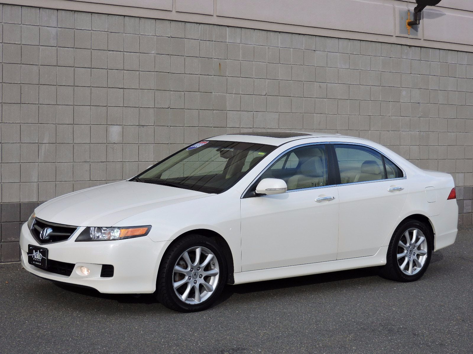 used 2008 acura tsx at auto house usa saugus. Black Bedroom Furniture Sets. Home Design Ideas