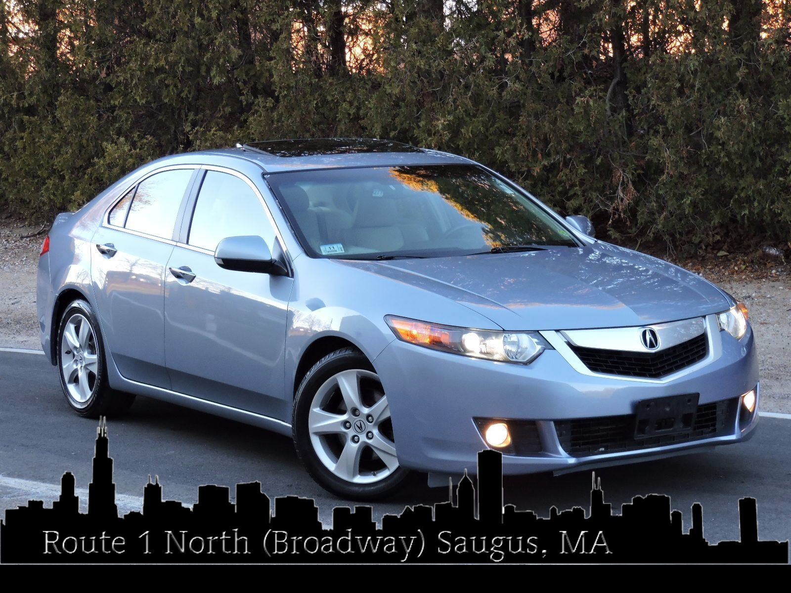 used 2009 acura tsx 2 0t premium plus at auto house usa saugus. Black Bedroom Furniture Sets. Home Design Ideas