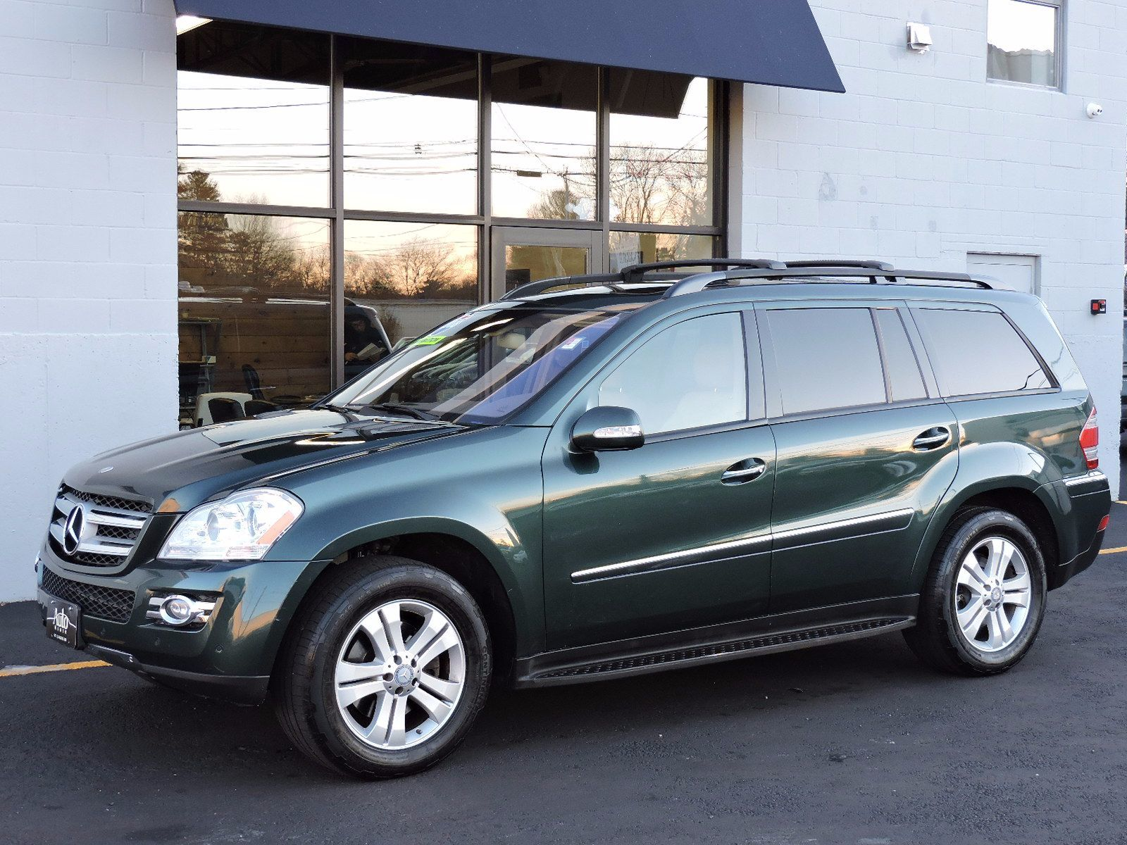 Used 2008 mercedes benz gl class 4 6l at auto house usa saugus for Used mercedes benz gl