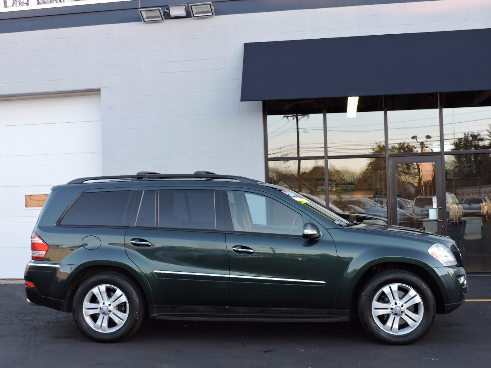 Used 2008 mercedes benz gl class 4 6l at auto house usa saugus for 2008 mercedes benz gl class
