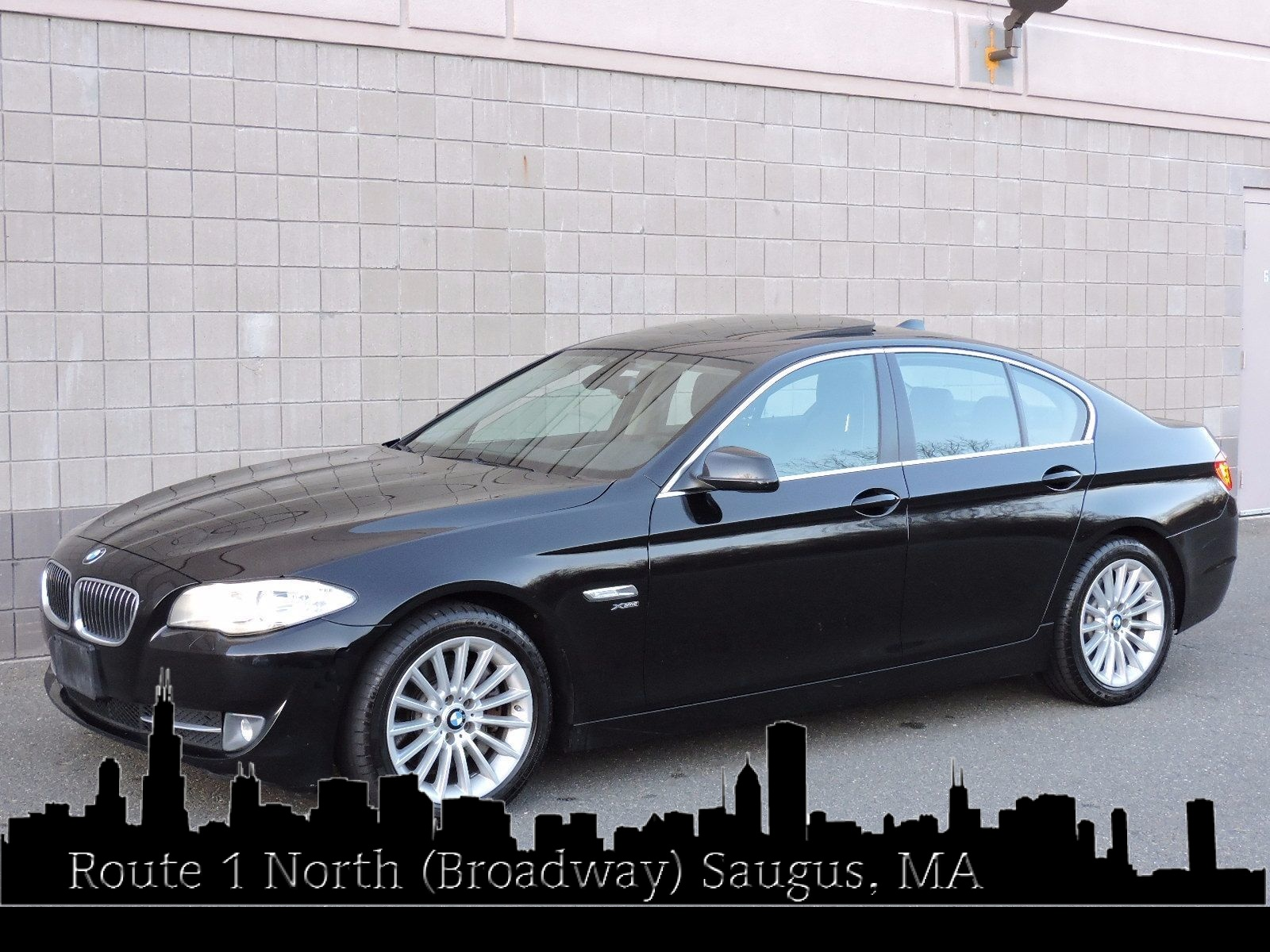 Used 2011 BMW 535i xDrive Lux at Auto House USA Saugus