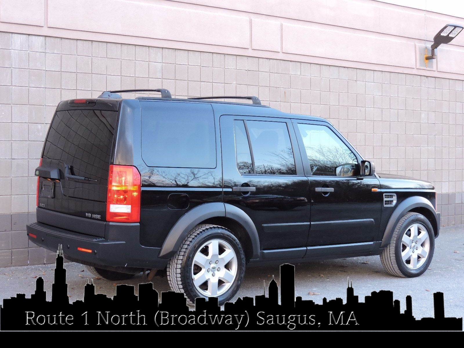 used 2008 land rover lr3 hse at auto house usa saugus. Black Bedroom Furniture Sets. Home Design Ideas