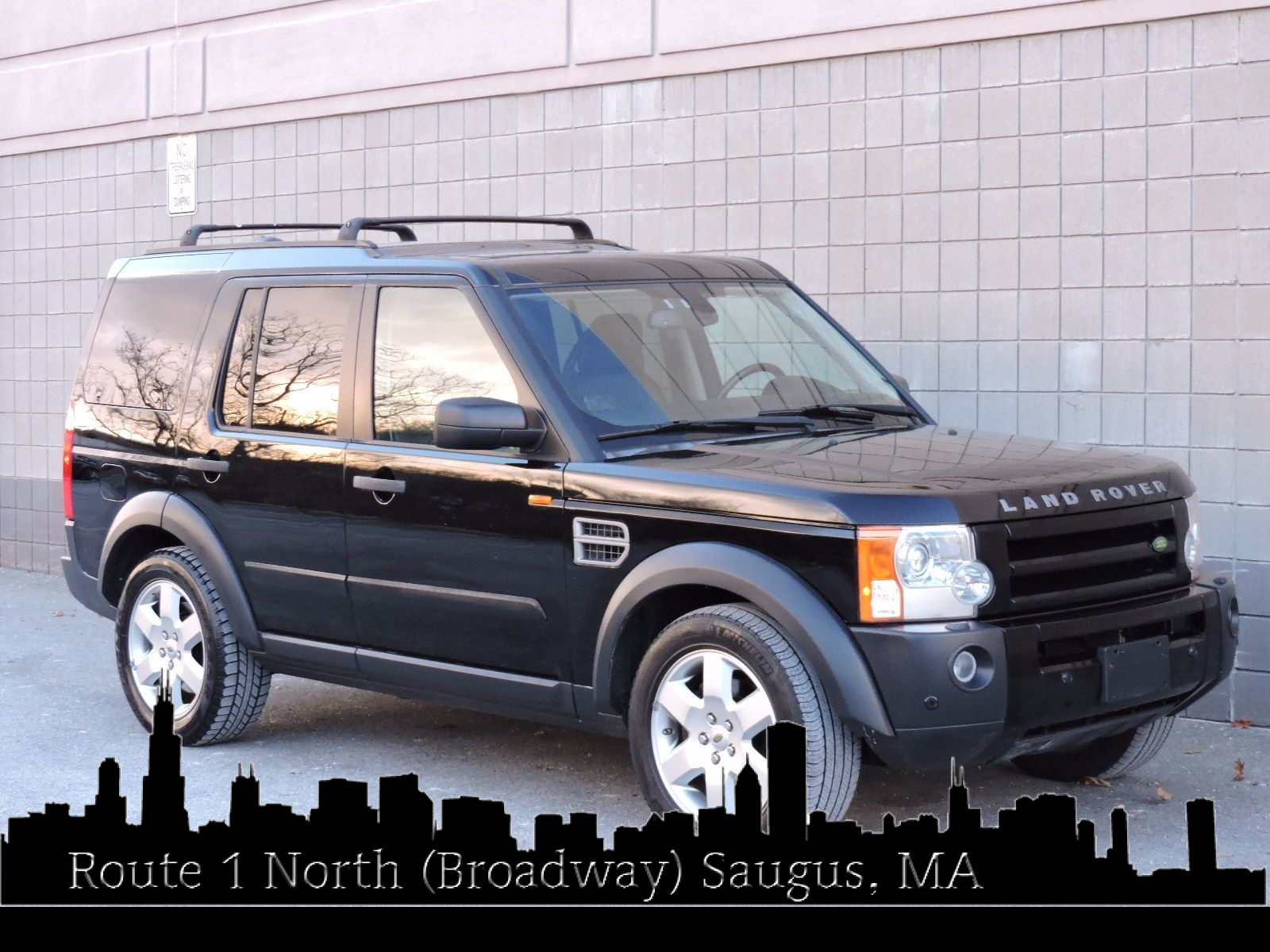 Used 2008 Land Rover Lr3 Hse At Auto House Usa Saugus