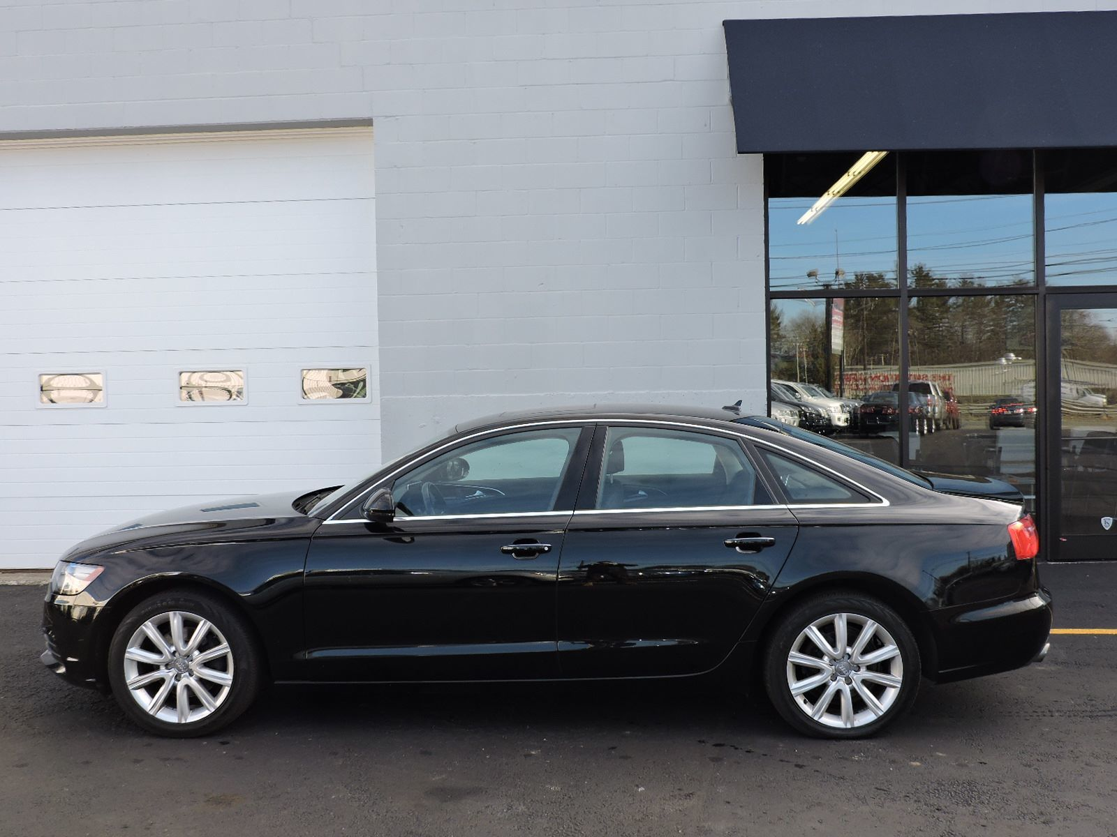 used 2013 audi a6 2 0t premium plus at auto house usa saugus. Black Bedroom Furniture Sets. Home Design Ideas