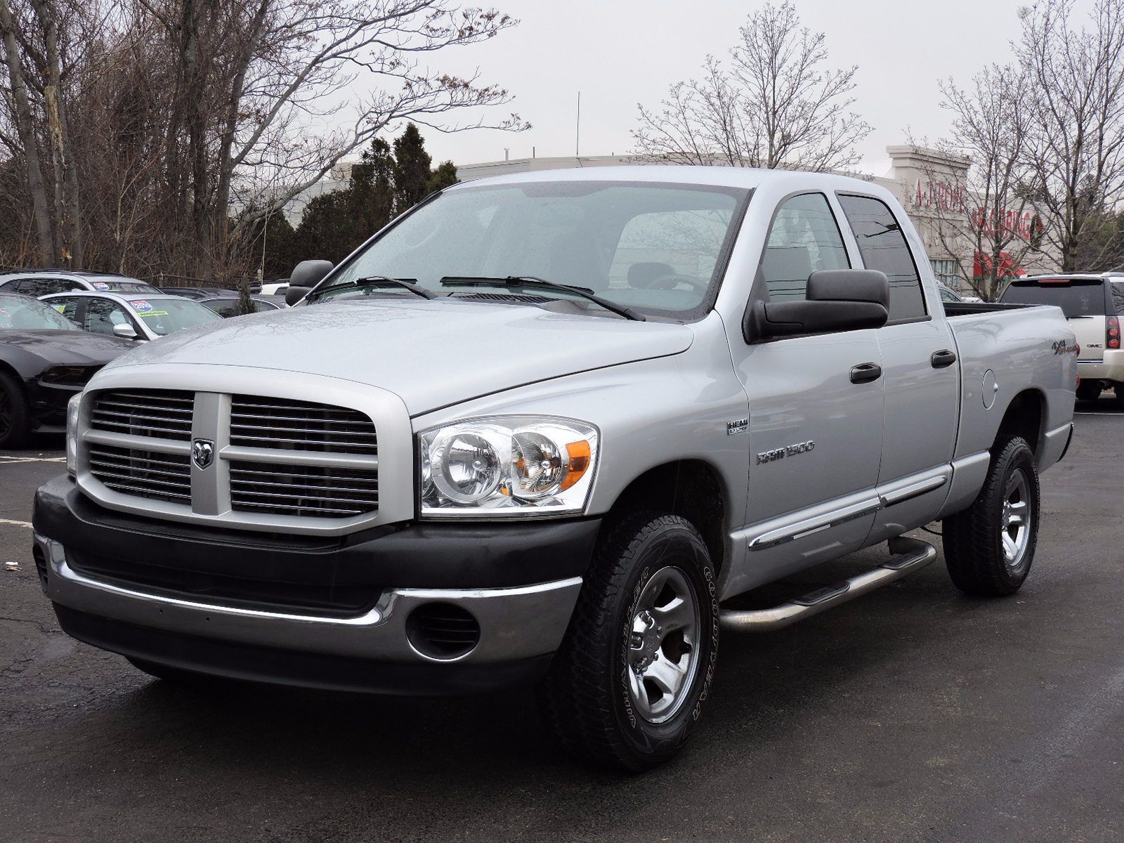 used 2007 dodge ram 1500 st at auto house usa saugus. Black Bedroom Furniture Sets. Home Design Ideas
