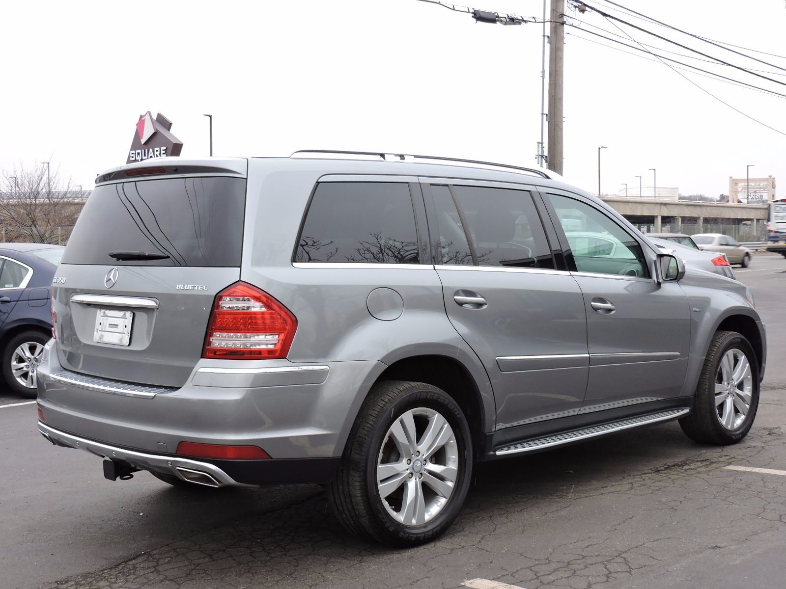 Used 2010 mercedes benz gl class gl350 bluetec at auto for Used mercedes benz diesel