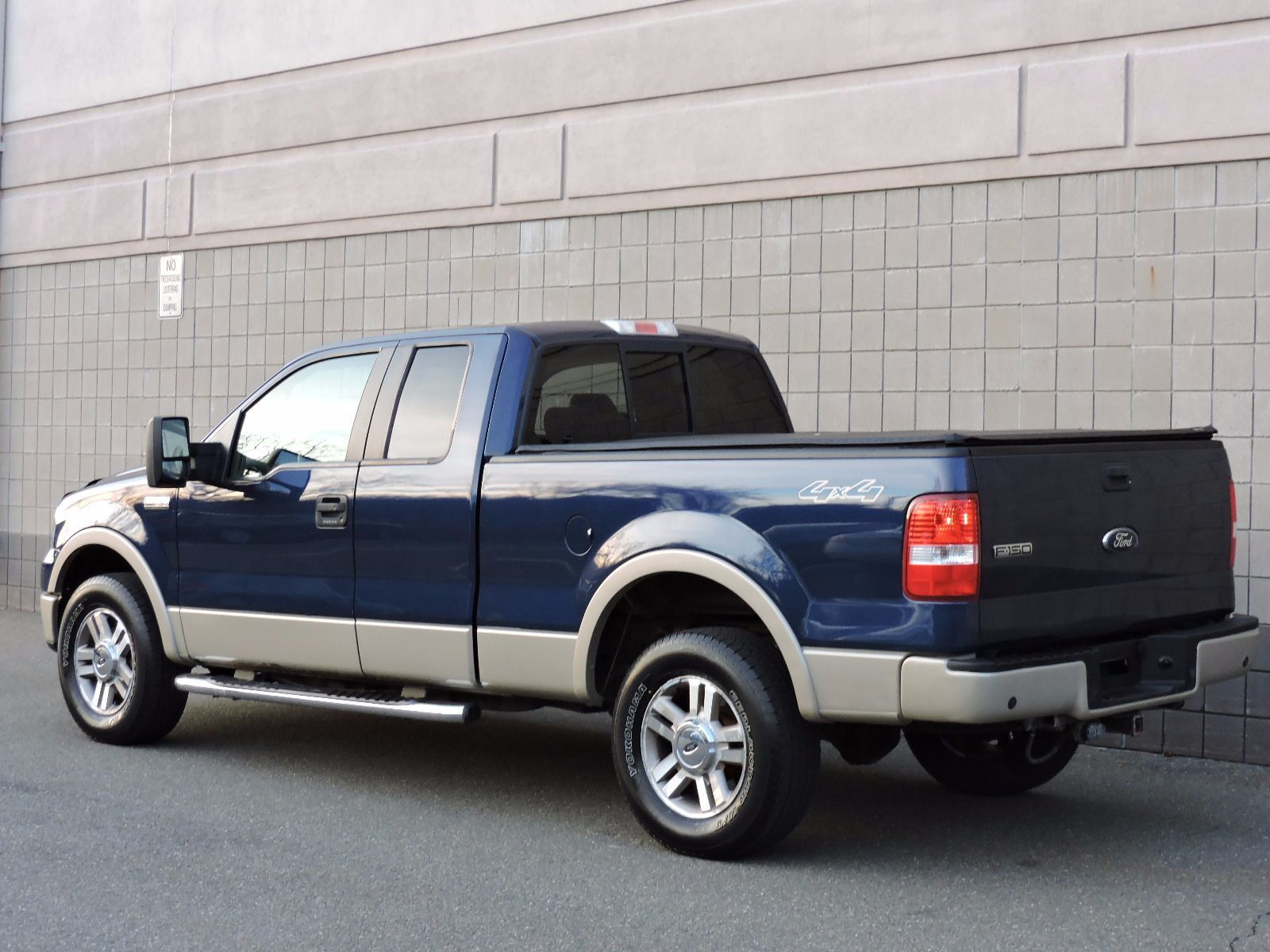 used 2008 ford f 150 lariat at auto house usa saugus. Black Bedroom Furniture Sets. Home Design Ideas