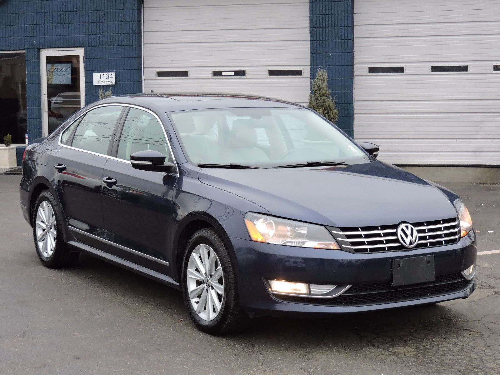 used 2013 volkswagen passat sel premium at auto house usa saugus. Black Bedroom Furniture Sets. Home Design Ideas