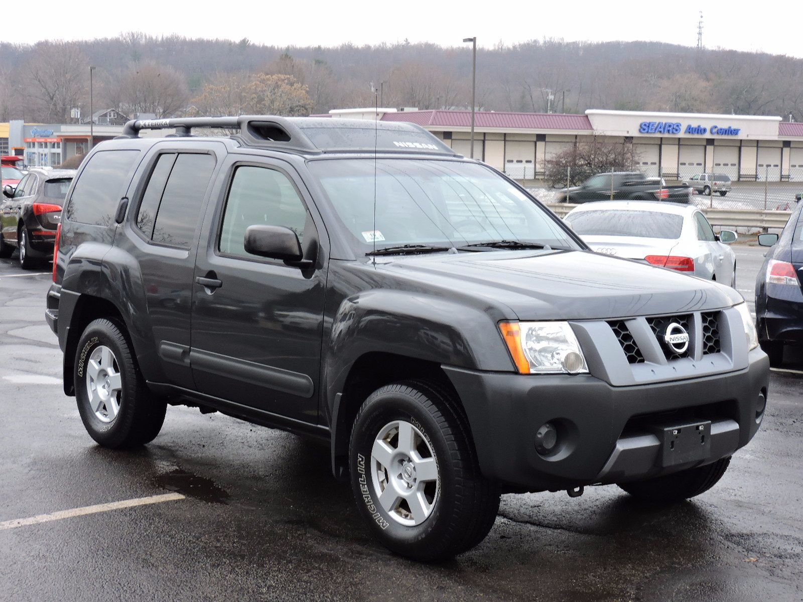 used 2007 nissan xterra s at auto house usa saugus. Black Bedroom Furniture Sets. Home Design Ideas