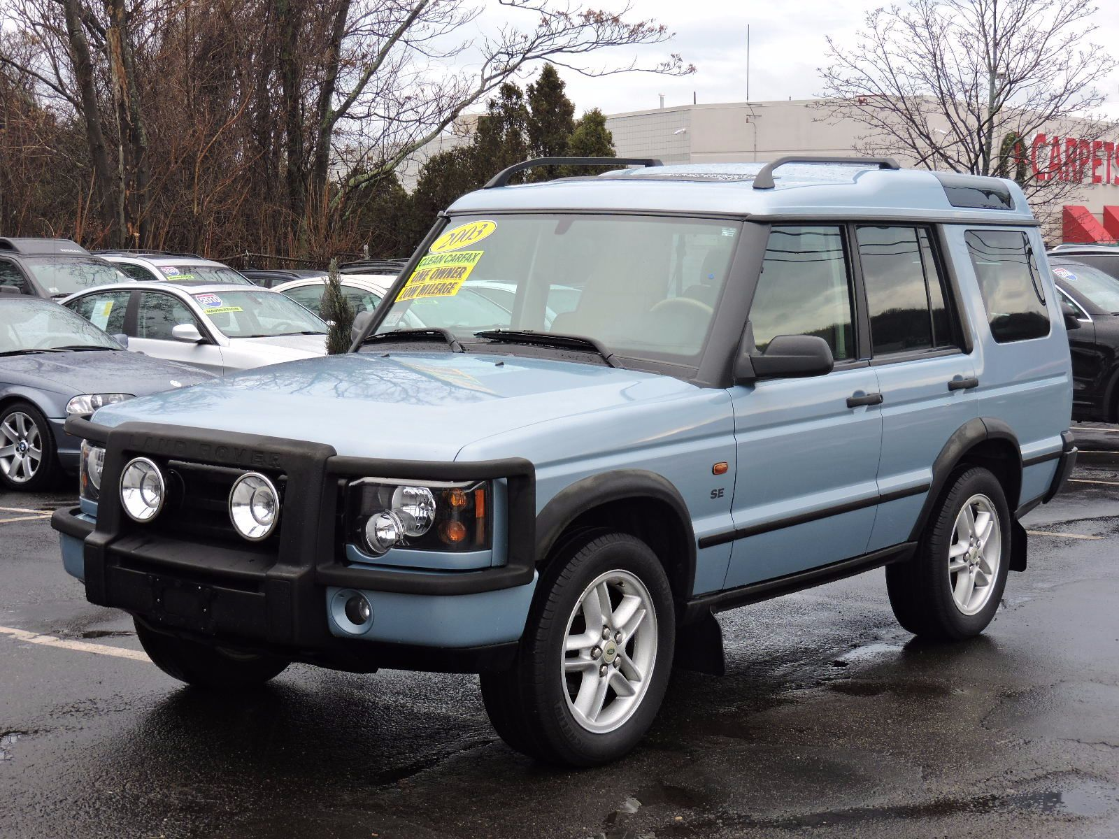 Land Rover Dealership >> Used 2003 Land Rover Discovery SE at Auto House USA Saugus