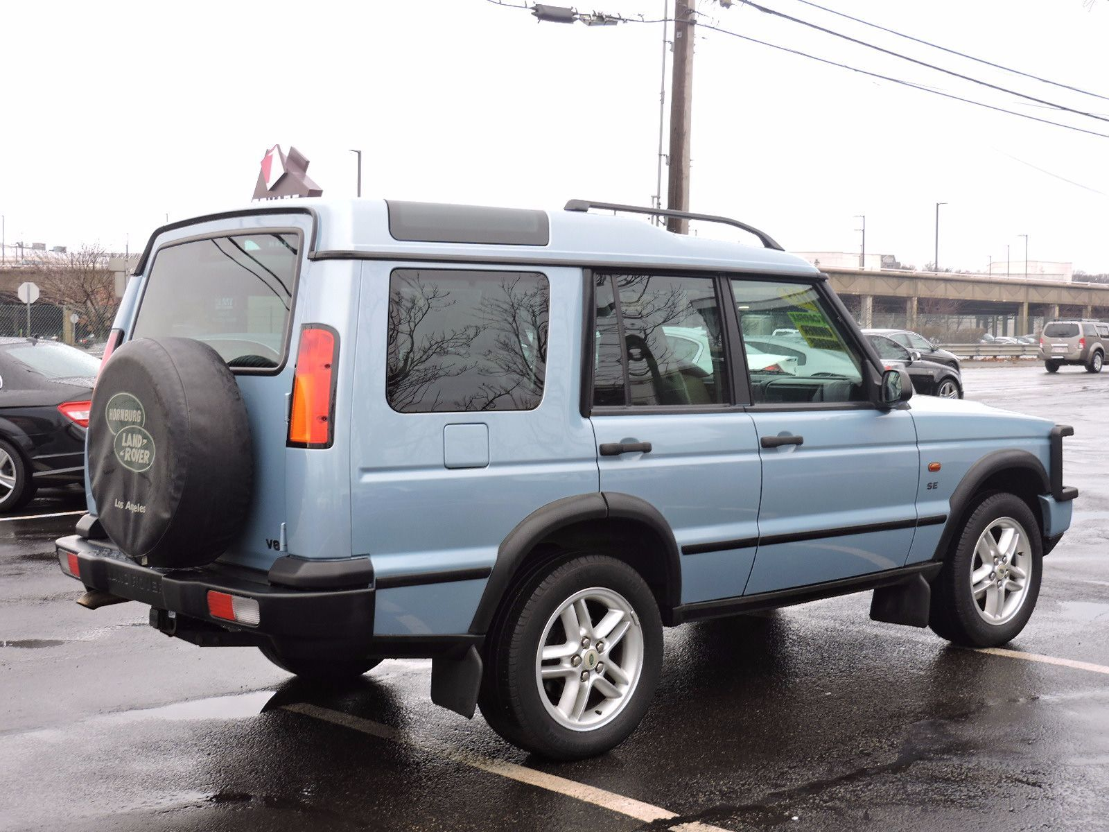 used 2003 land rover discovery se at auto house usa saugus. Black Bedroom Furniture Sets. Home Design Ideas