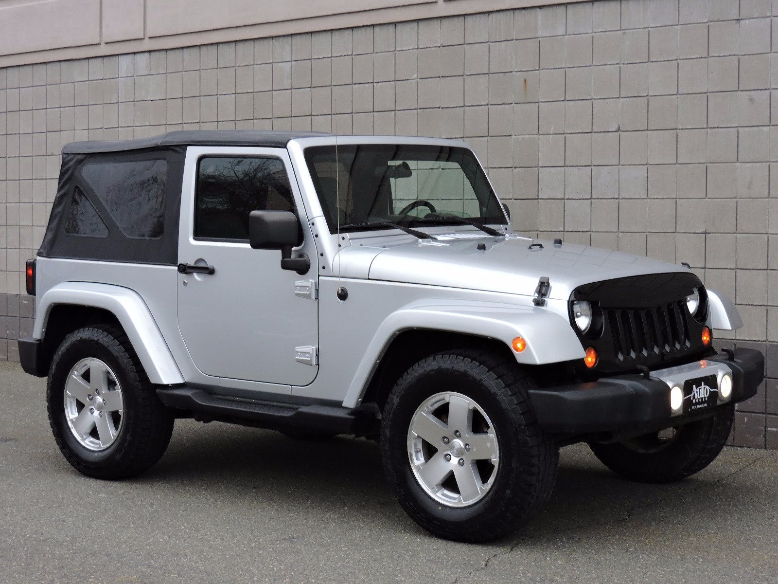 used 2008 jeep wrangler sahara at auto house usa saugus. Black Bedroom Furniture Sets. Home Design Ideas