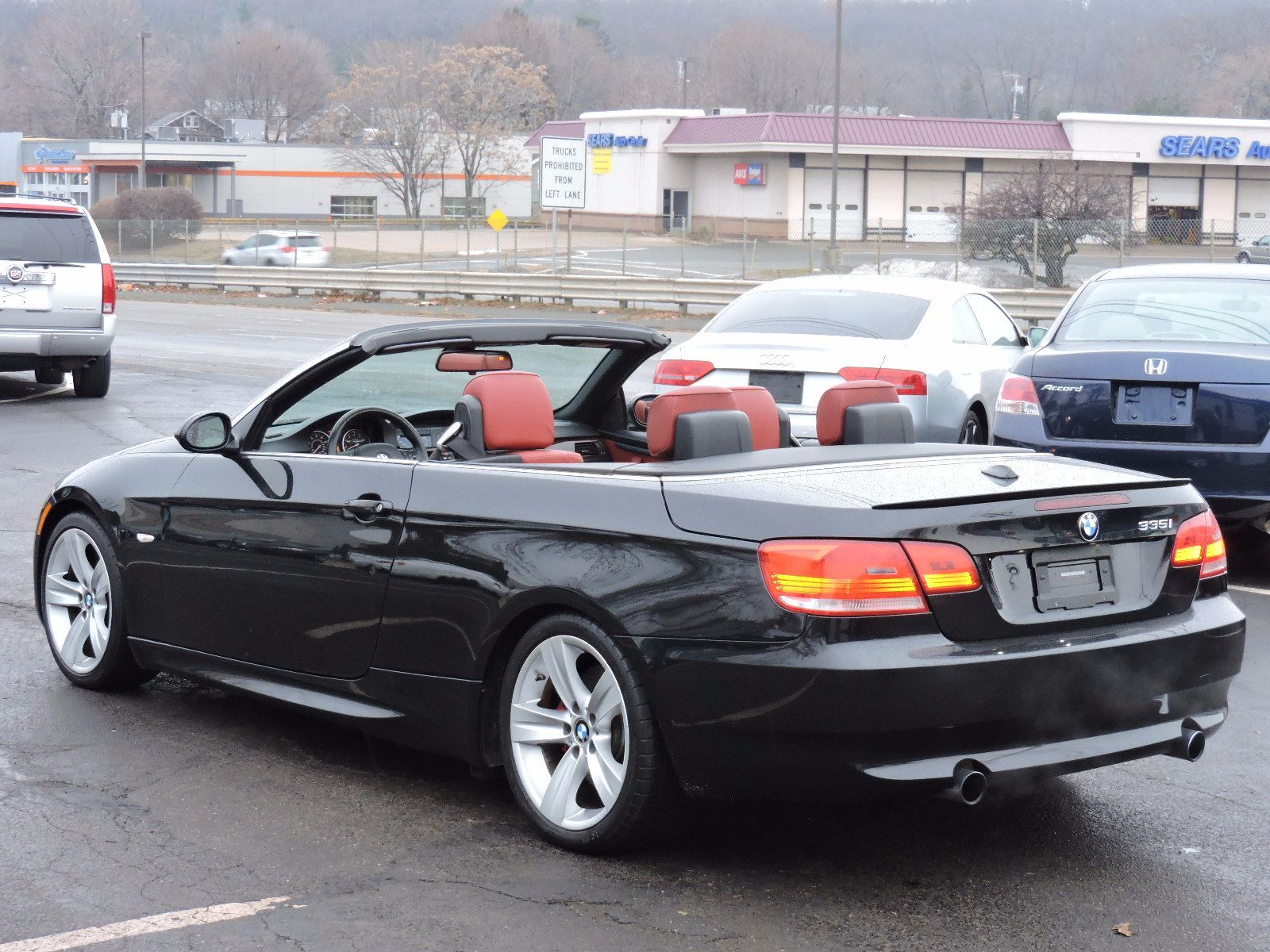 used 2008 bmw 335i si at auto house usa saugus. Black Bedroom Furniture Sets. Home Design Ideas