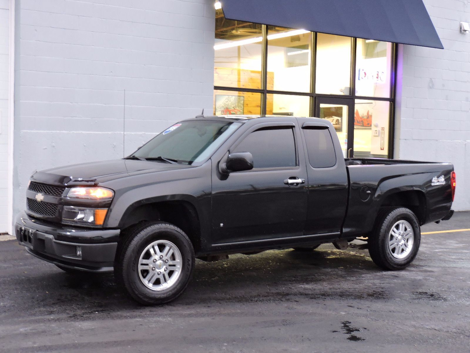 used 2009 chevrolet colorado lt w1lt at auto house usa saugus. Black Bedroom Furniture Sets. Home Design Ideas